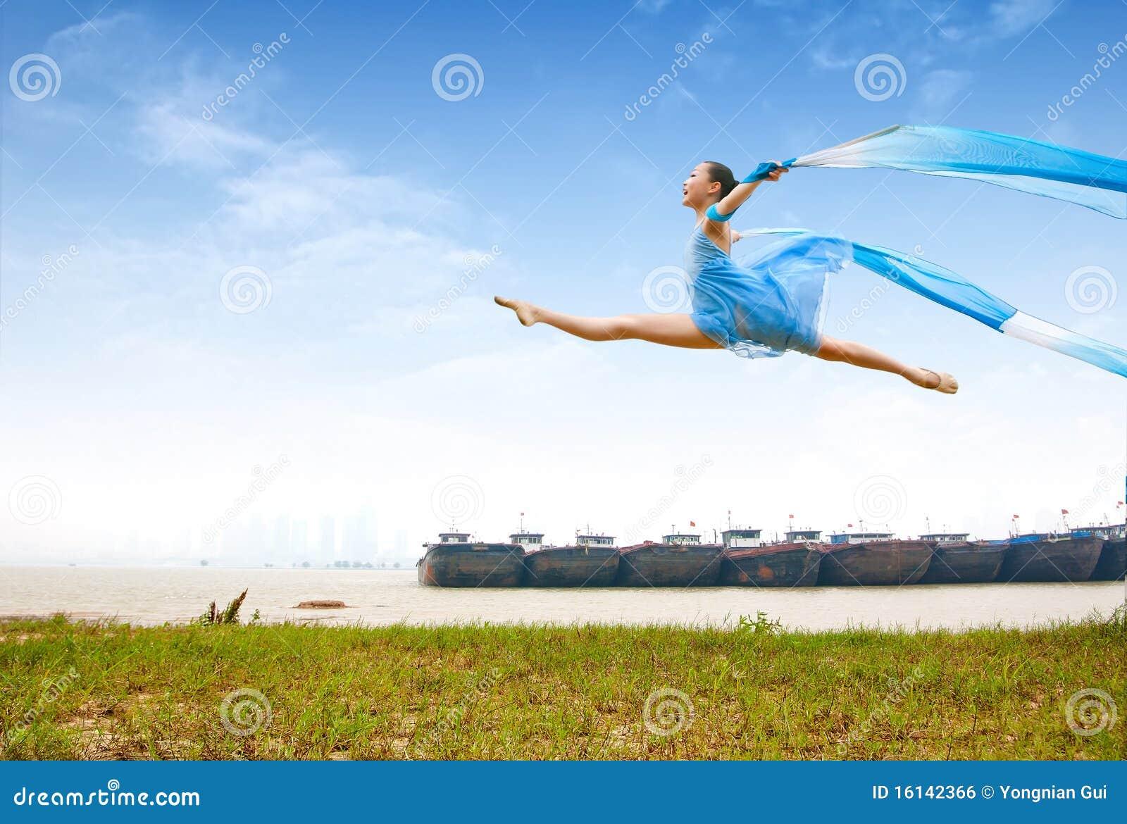 Het meisje van de dans