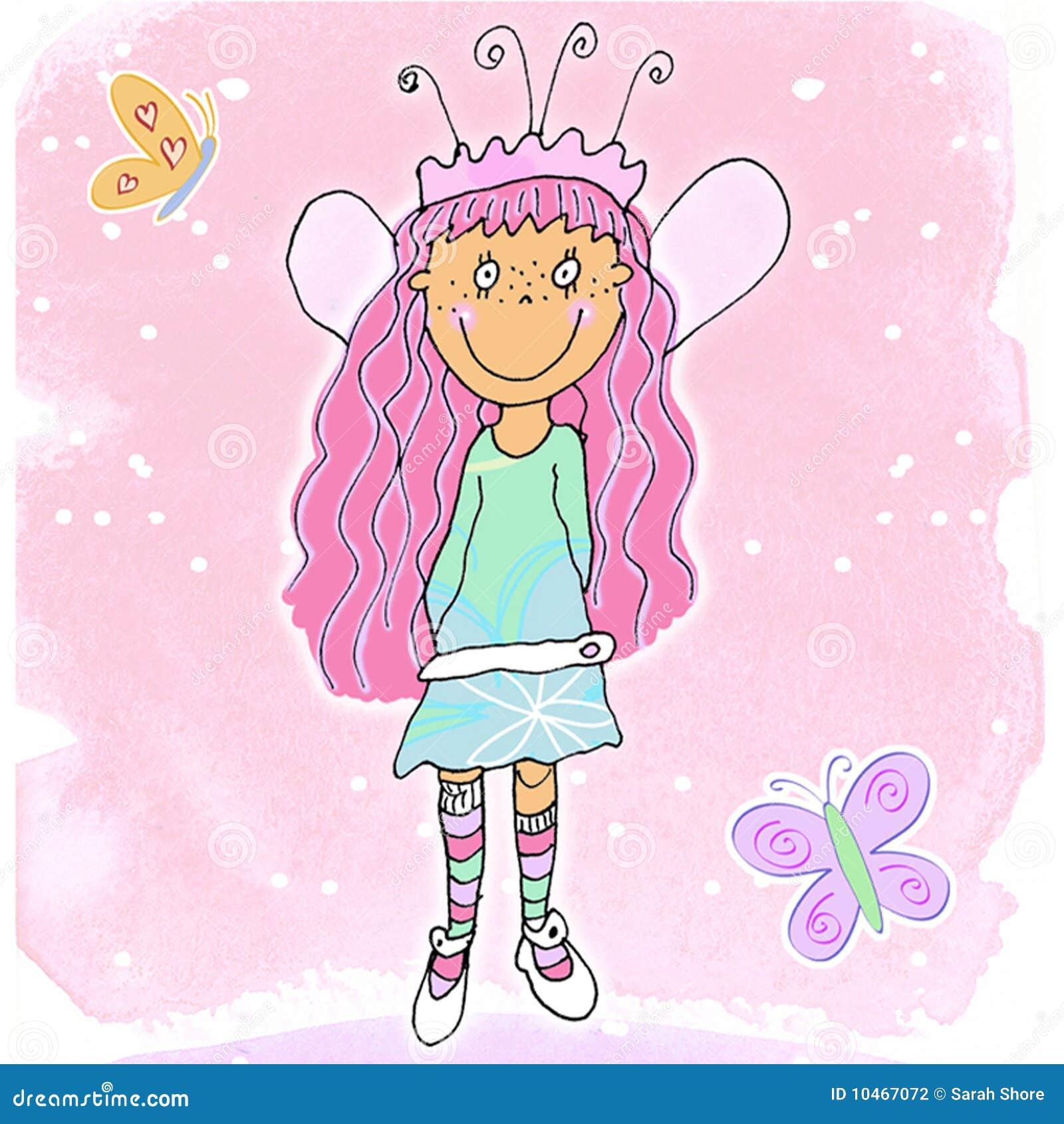 Het Meisje van de fee - 1