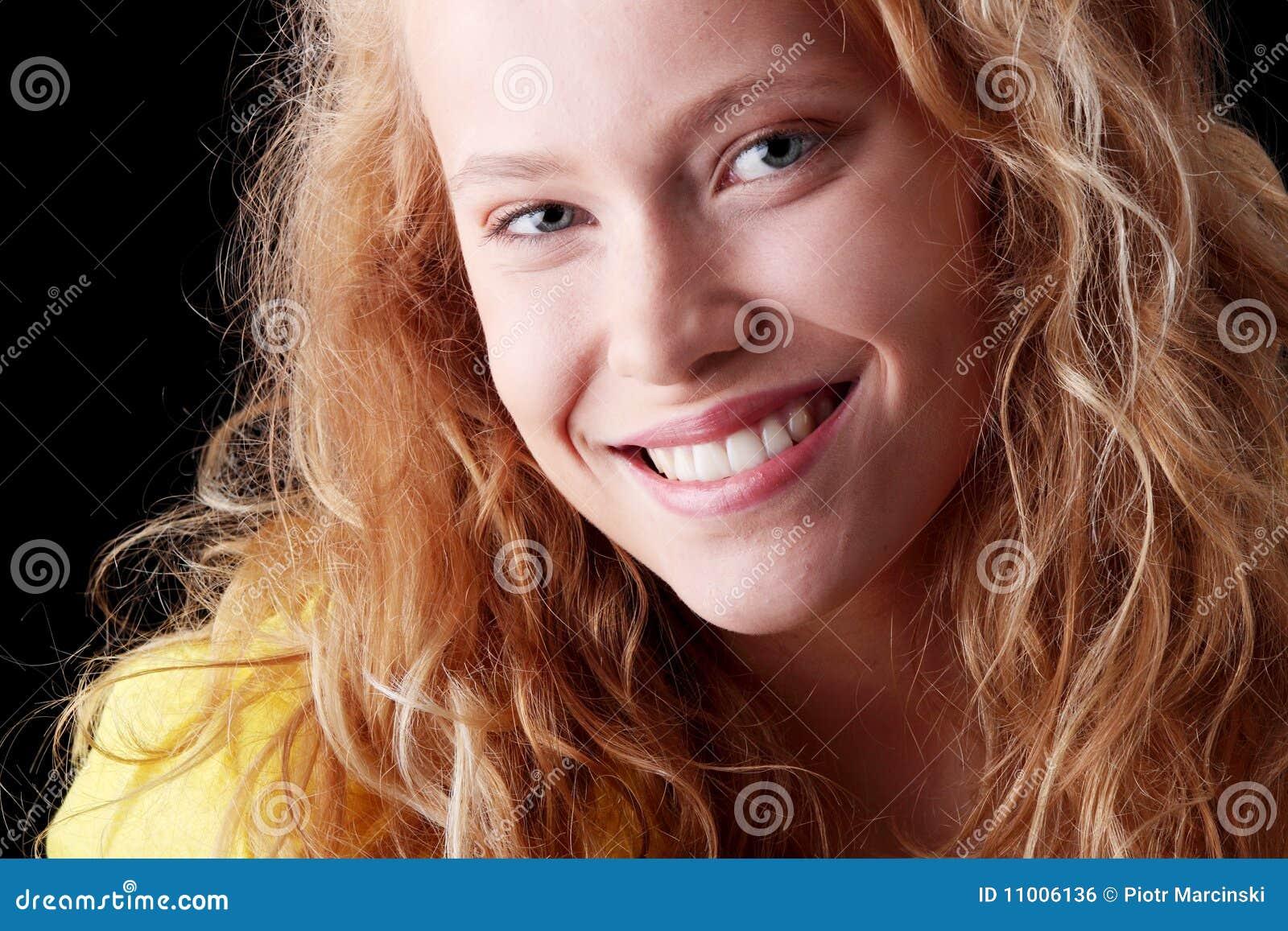 Het meisjesportret van de tiener royalty vrije stock afbeelding afbeelding 11006136 - Het versieren van de tiener kamer ...
