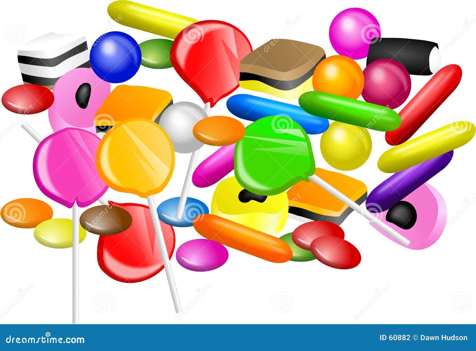 Het Mengsel van het suikergoed