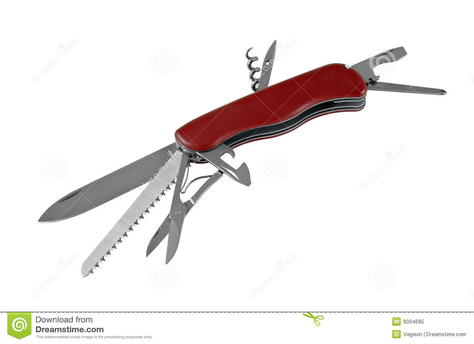 Het mes van de zak