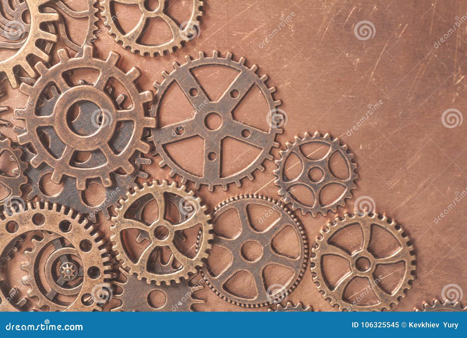 Het metaal past wielen aan
