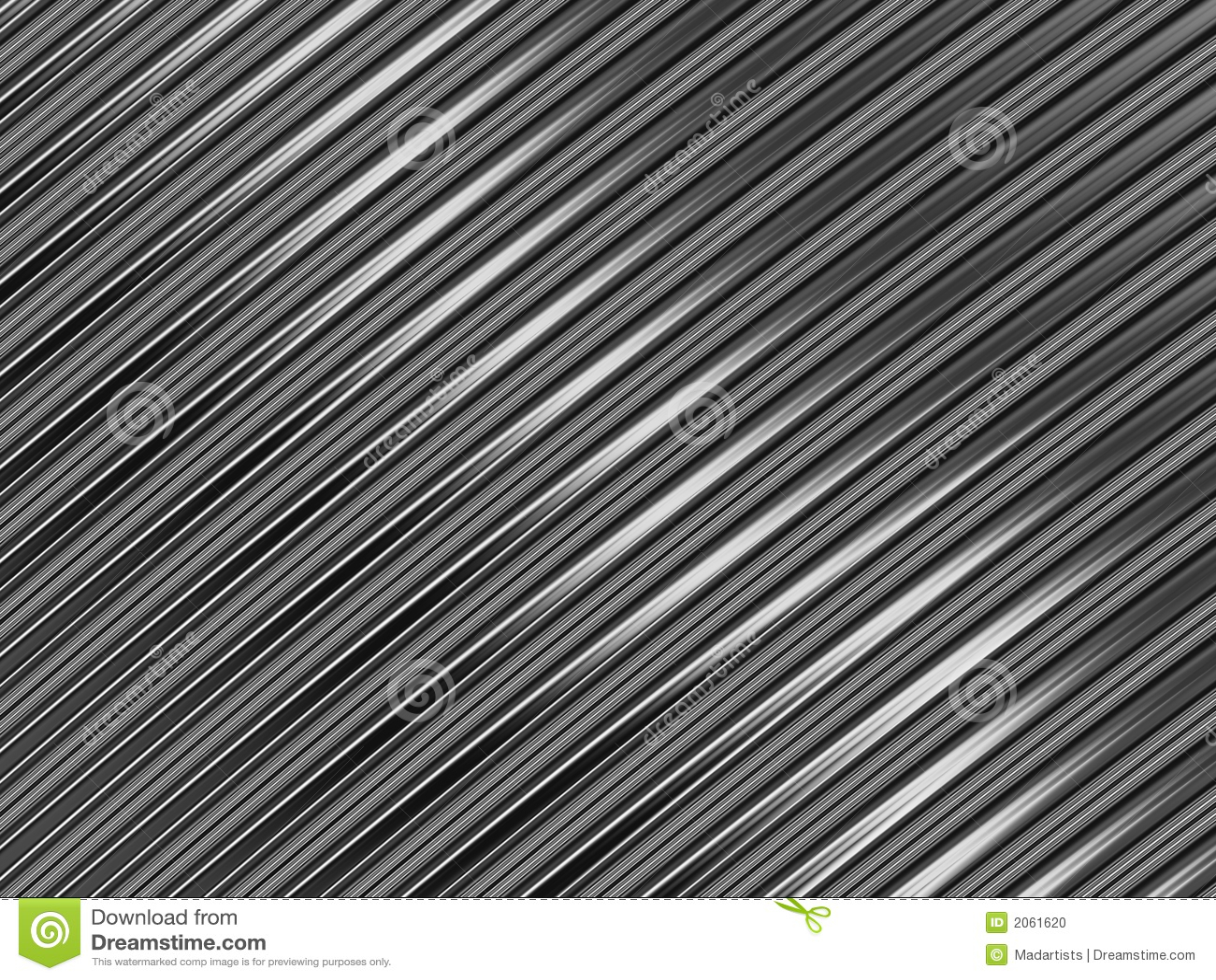 Het metaal Zilveren Metaal van de Textuur
