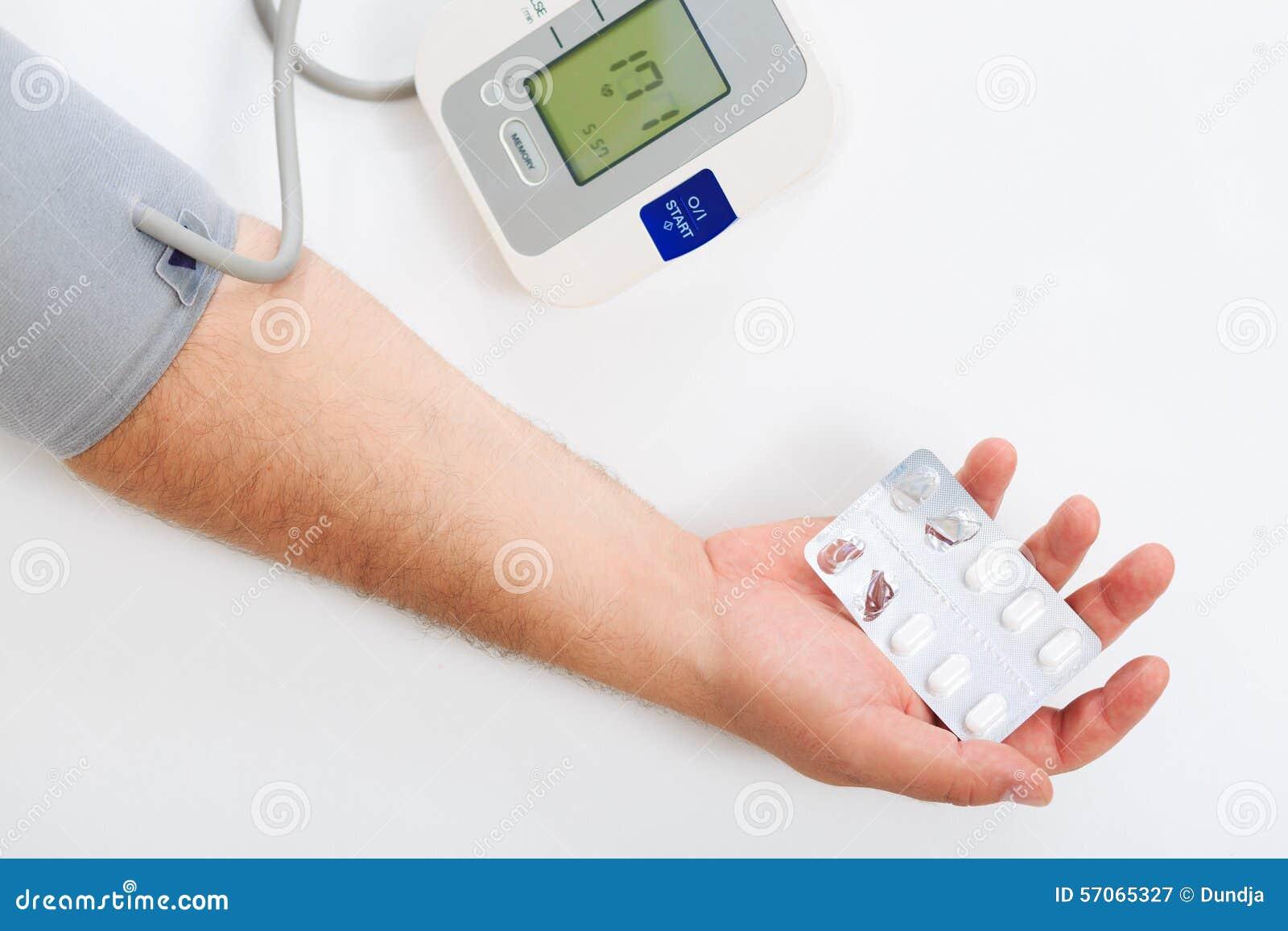 Het meten van bloeddruk