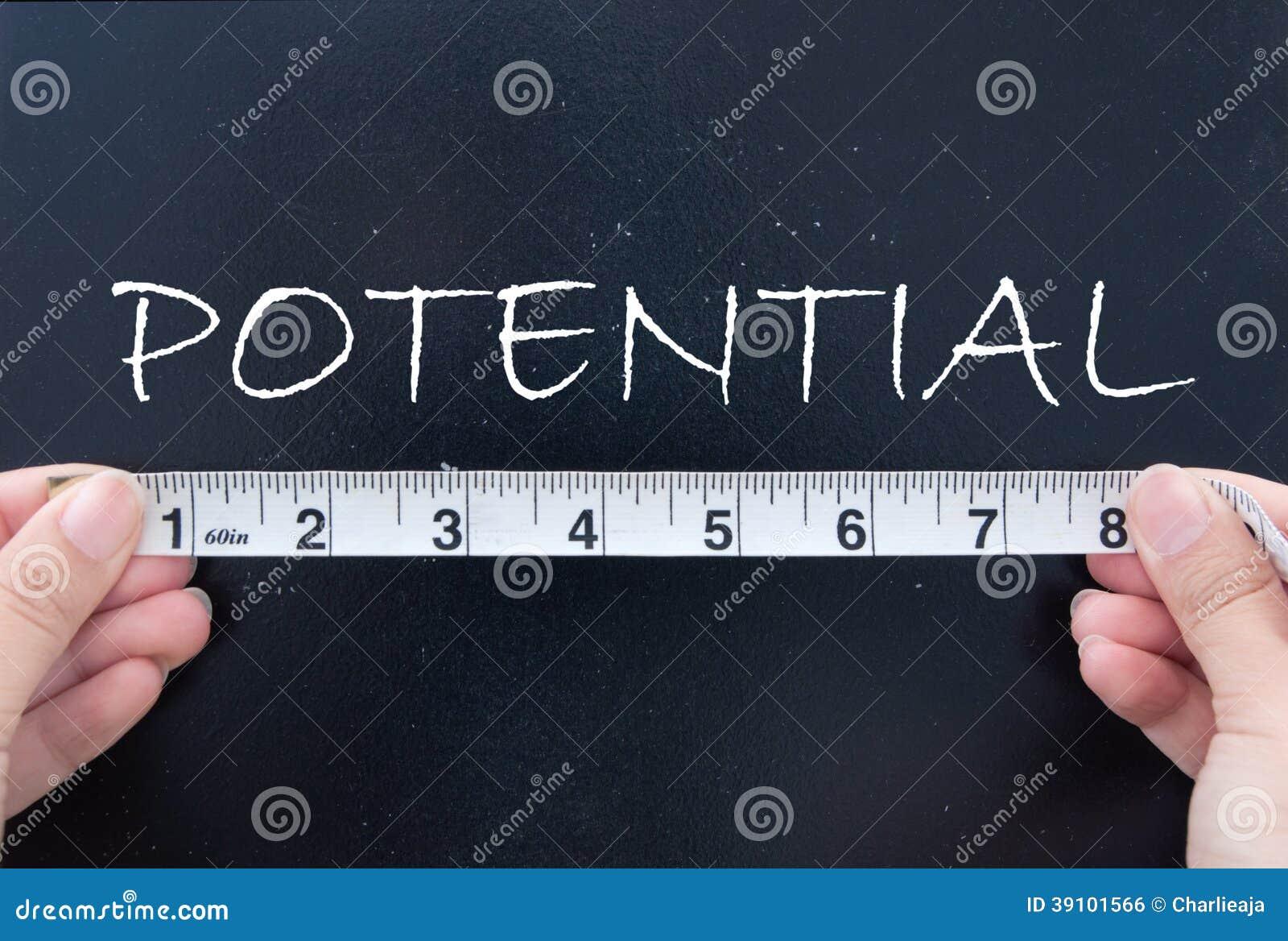 Het meten van potentieel