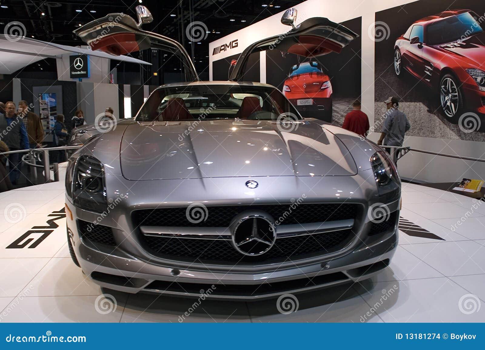 Het model 2010 van Mercedes AMG
