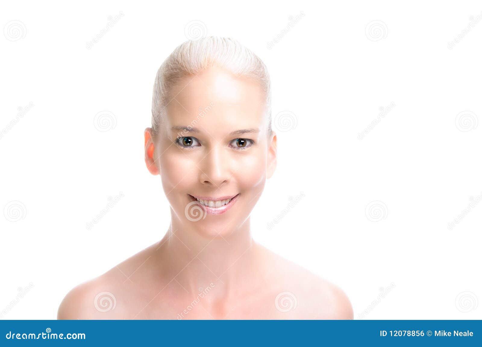 Het Model van de schoonheid
