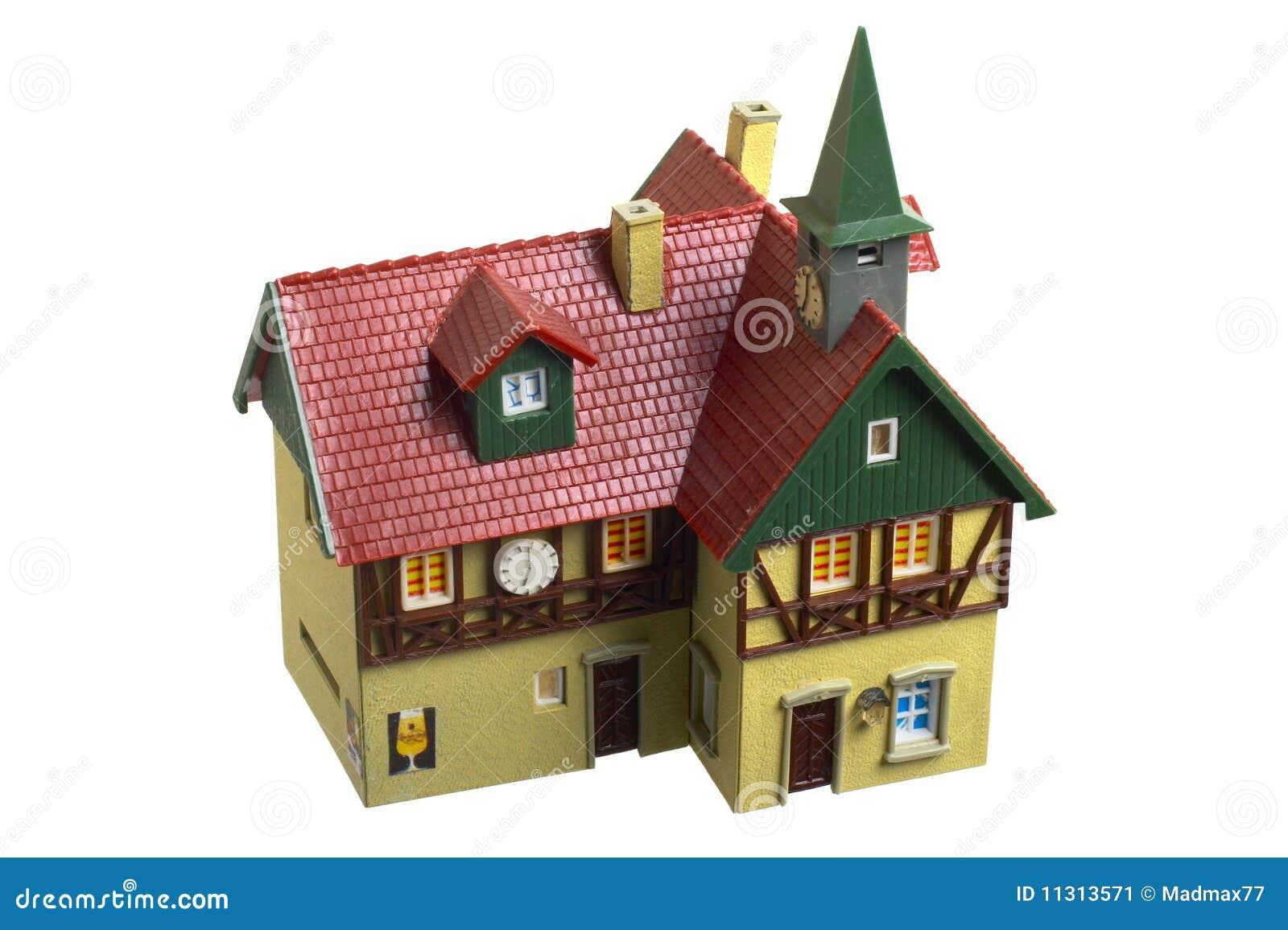 Het model van het huis stock afbeelding afbeelding bestaande uit architectuur 11313571 - Model van huisarchitectuur ...