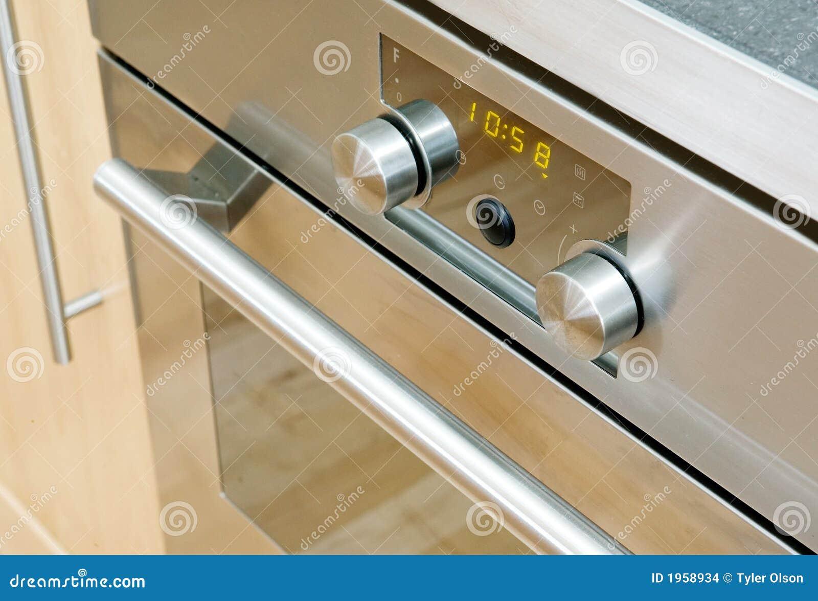 Het moderne Detail van de Oven