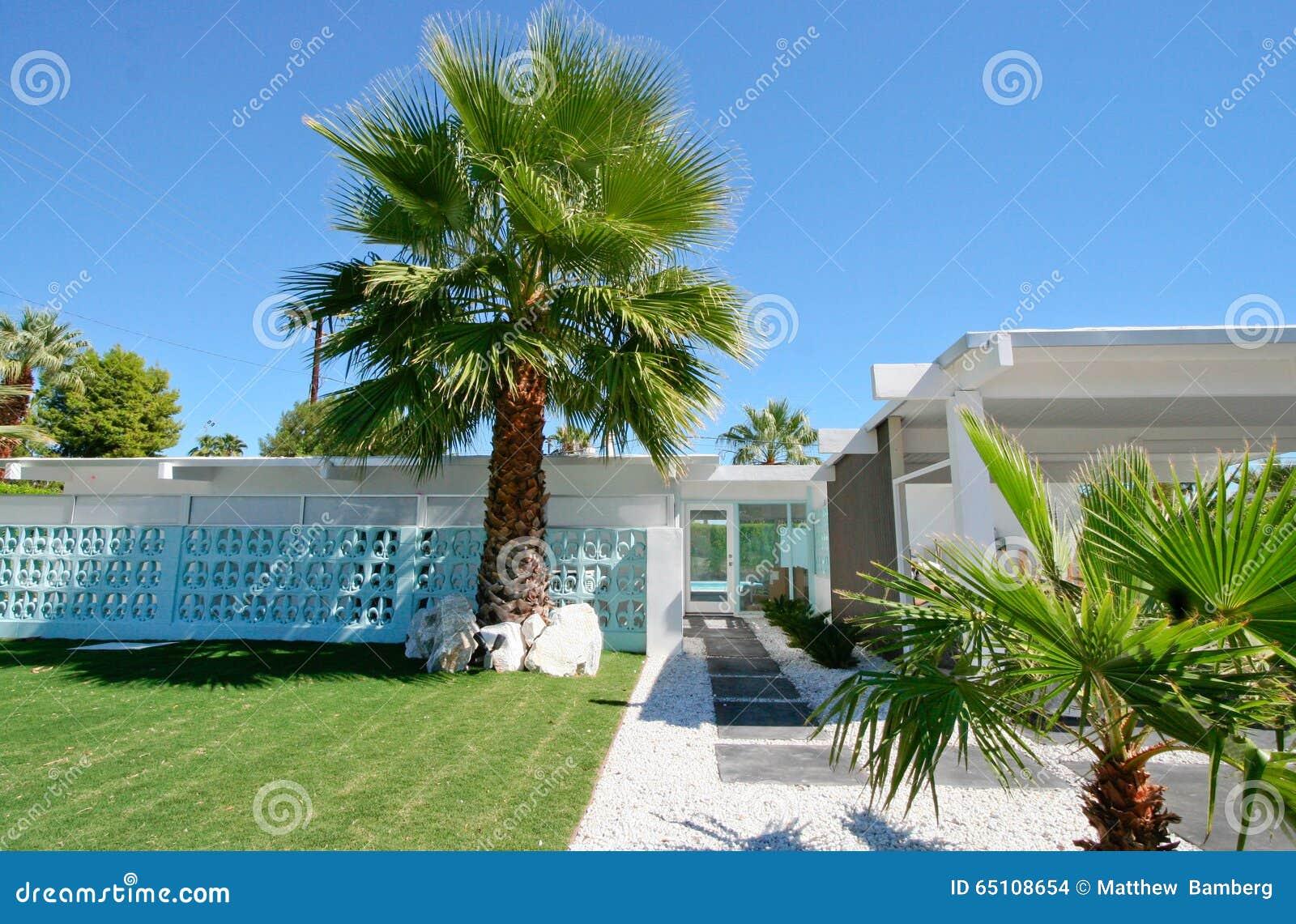 Het Moderne Huis van het midden van de eeuw