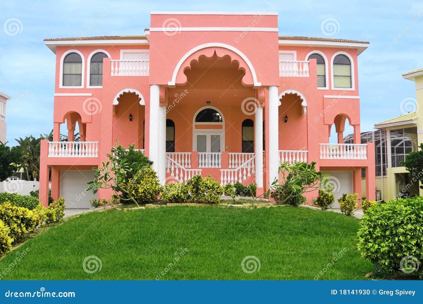 Het mooie indische huis van het oosten stock foto beeld 18141930 - Mooie huis foto ...