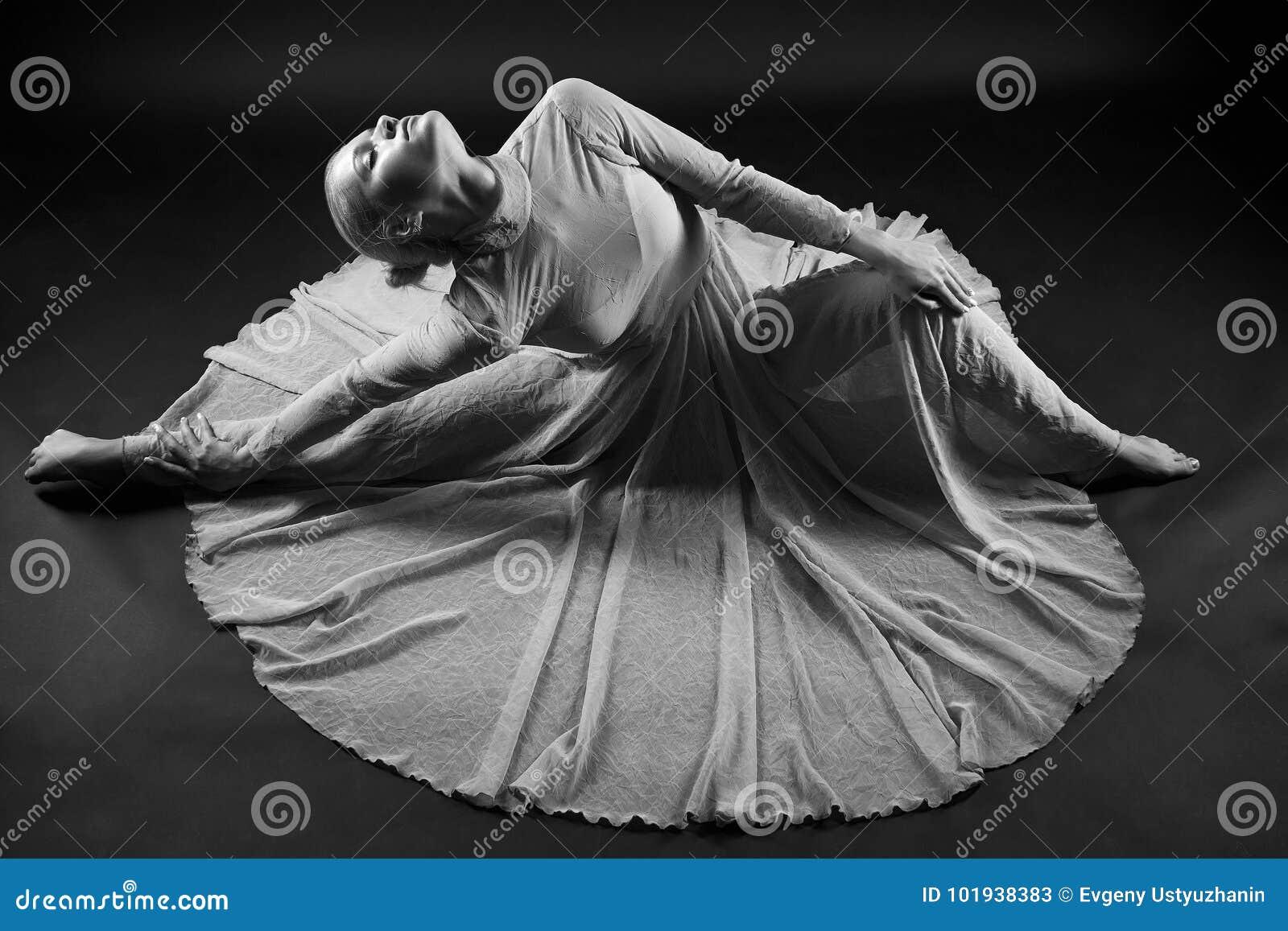 Het mooie Meisje van de Ballerina