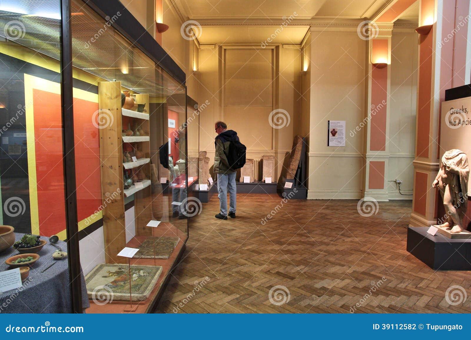 Het museum van Birmingham