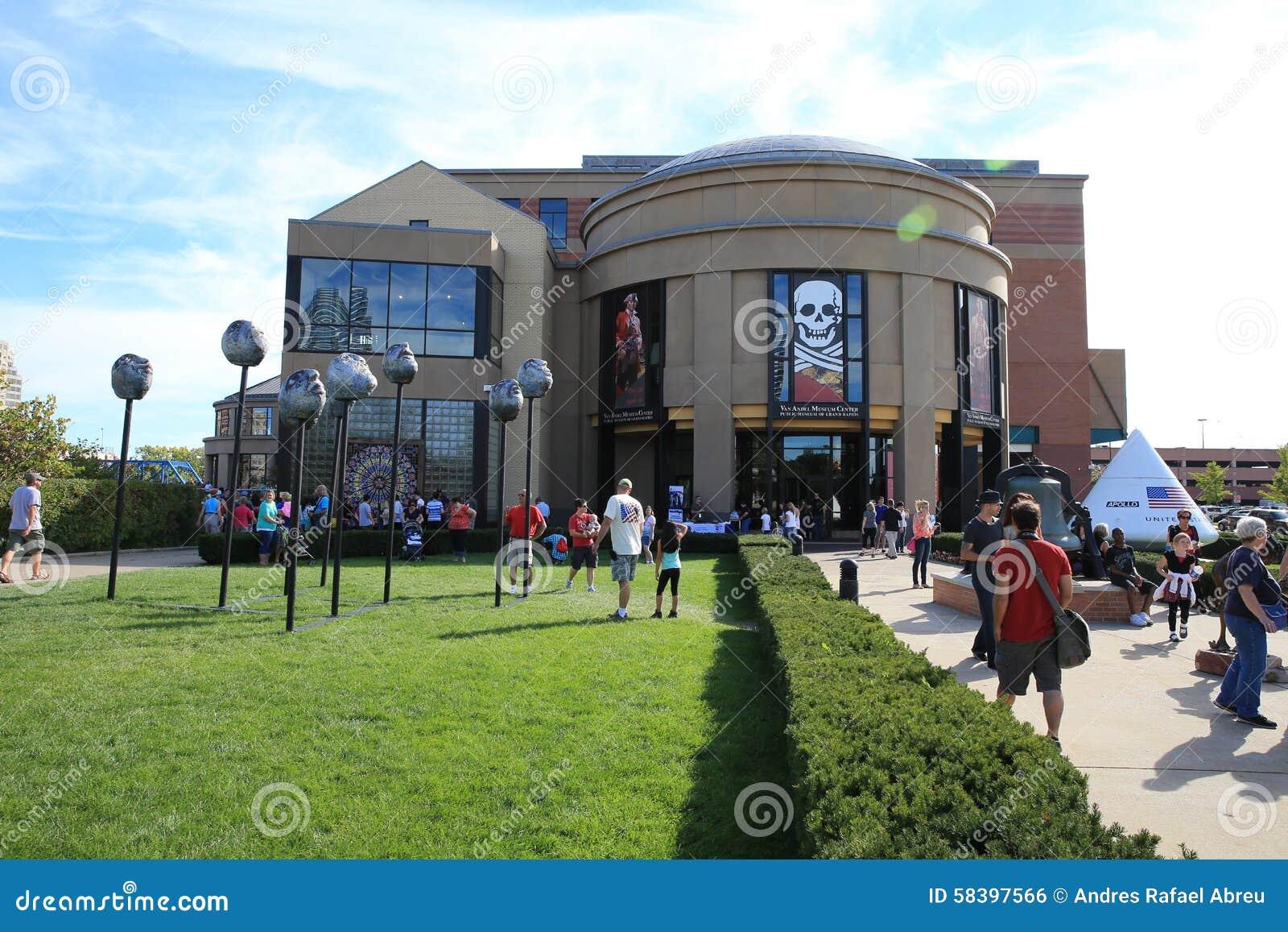 Het Museum van de Kunst van Grand Rapids