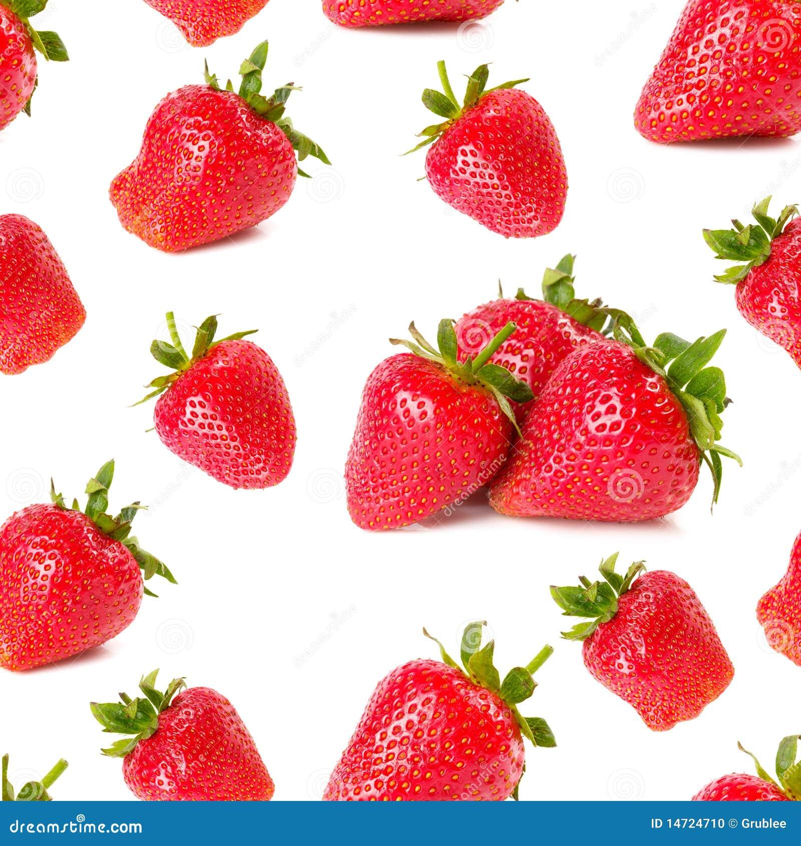 ... die over wit naadloos behang worden geïsoleerds als achtergrond: nl.dreamstime.com/stock-foto-het-naadloze-behang-van-aardbeien...