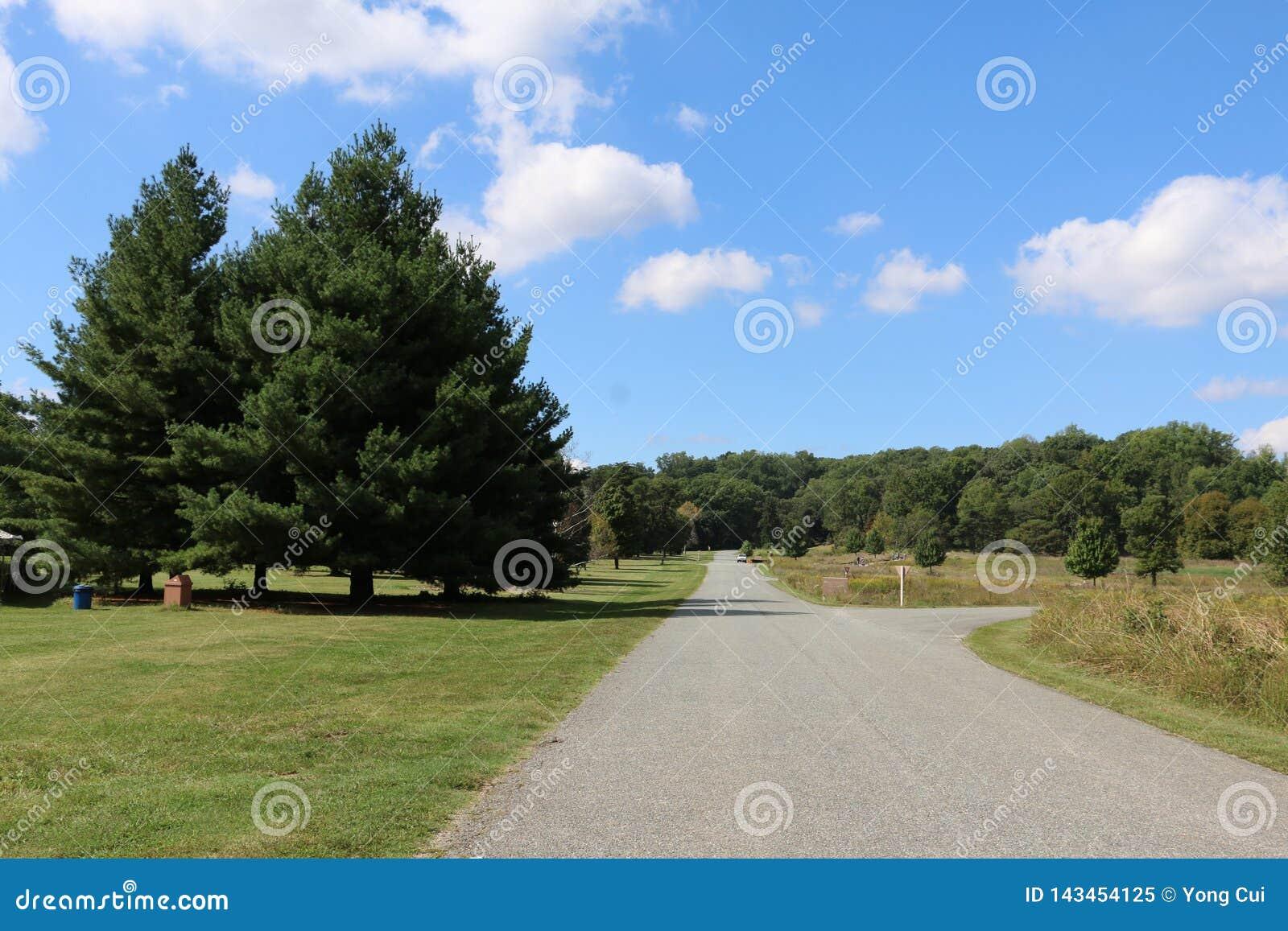 Het Nationale Arboretum van Verenigde Staten