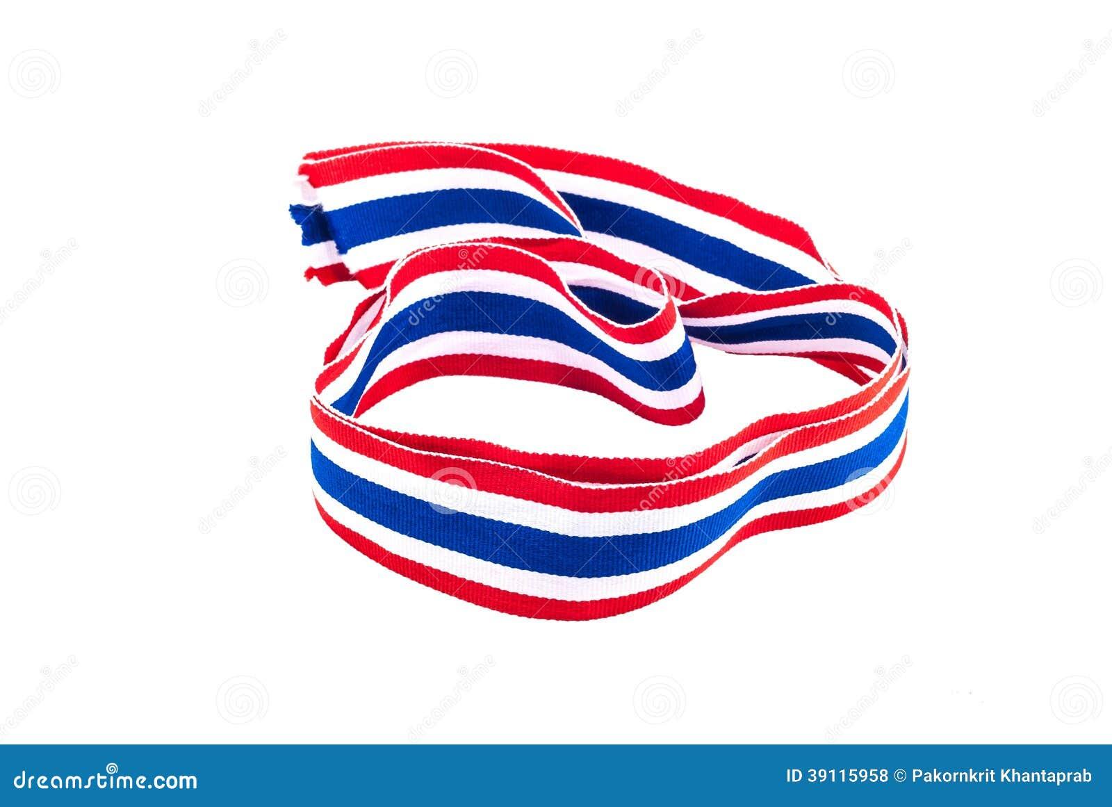 Het Nationale Lint van Thailand