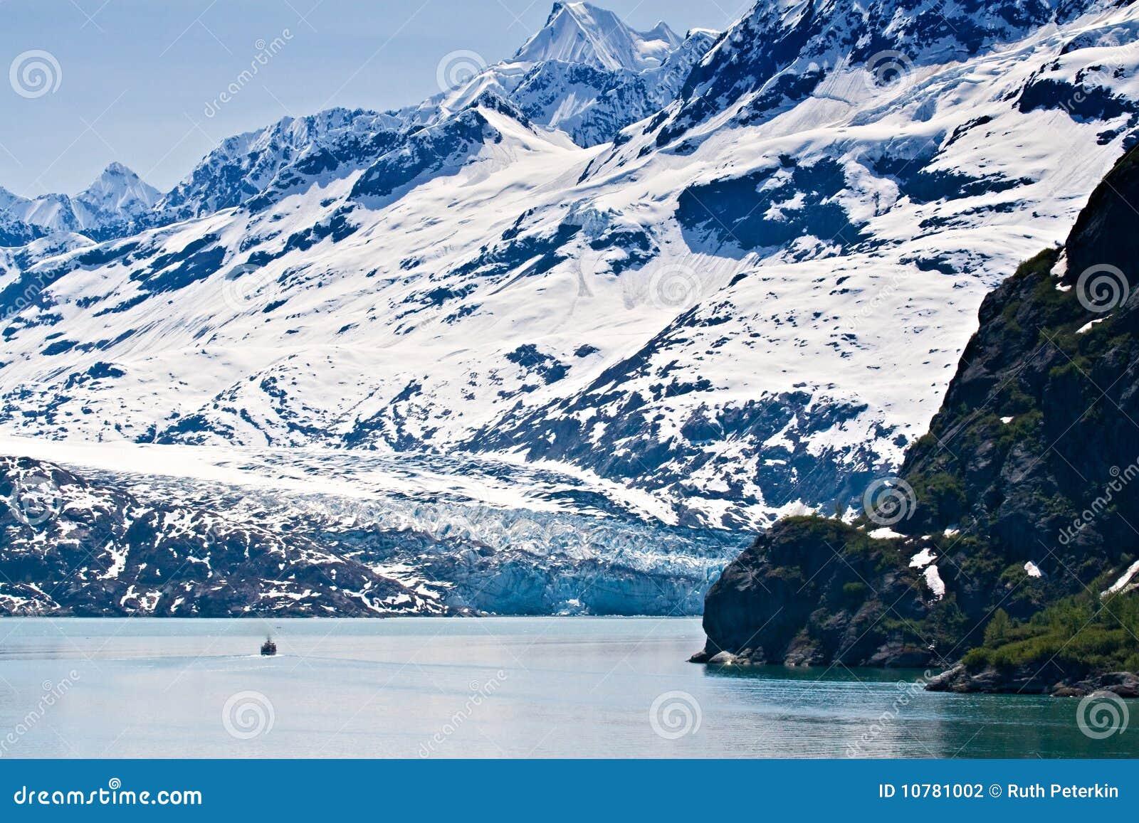 Het Nationale Park van de Baai van de gletsjer