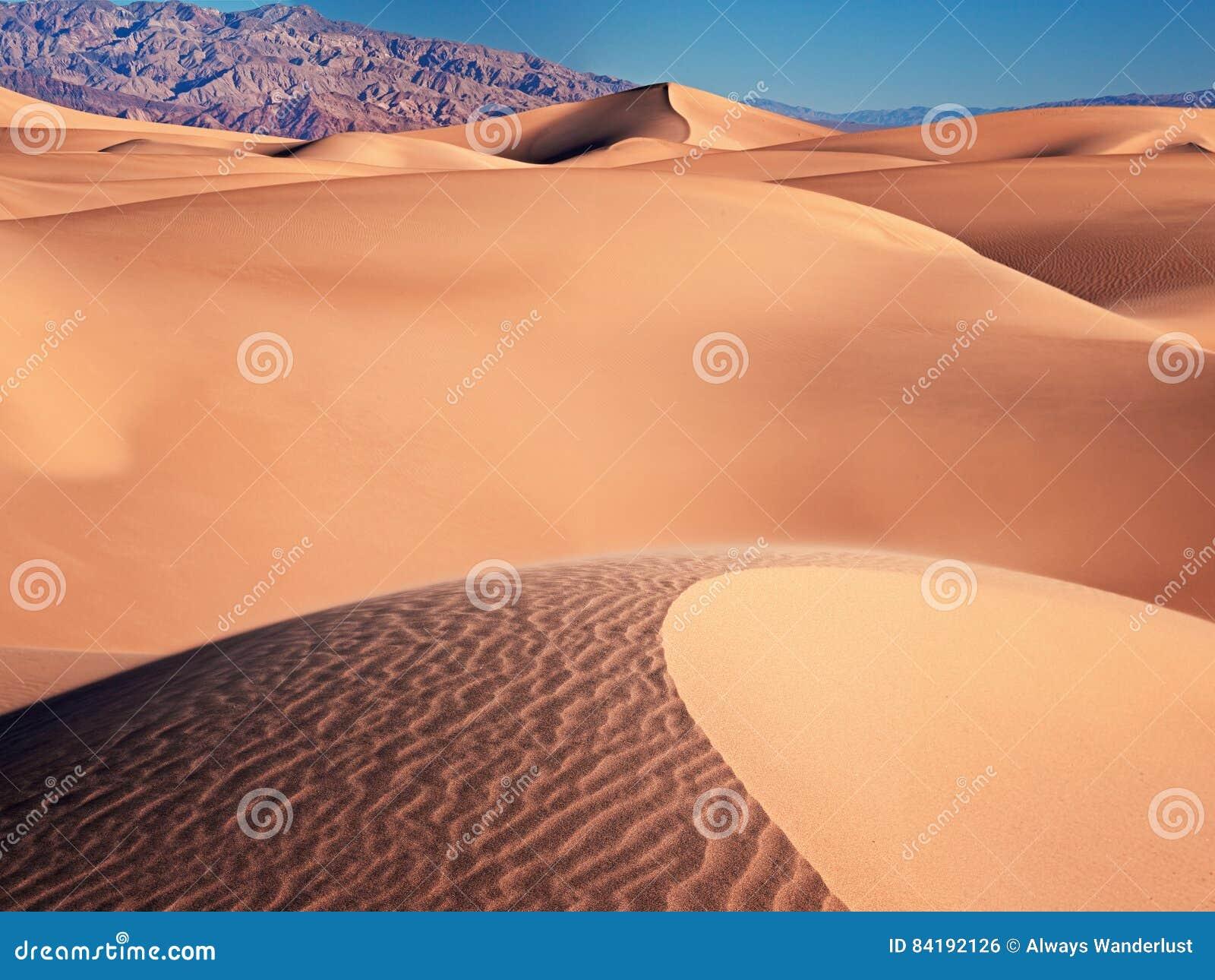 Het Nationale Park van de doodsvallei