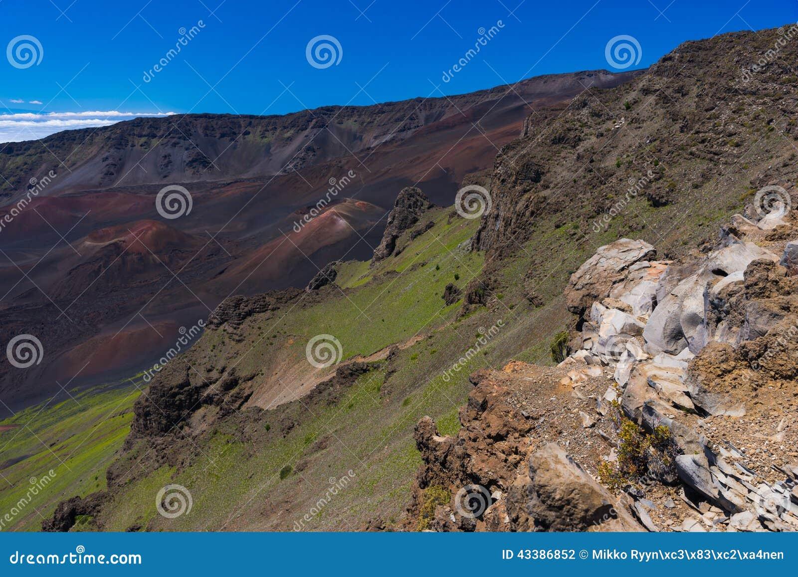 Het Nationale Park van Haleakala