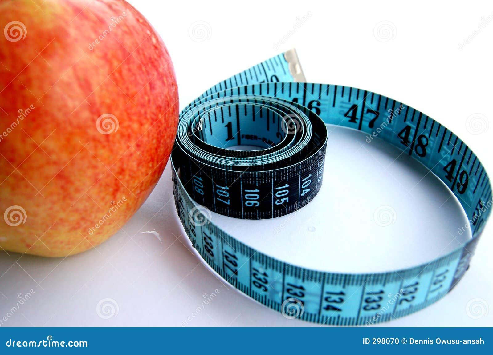 In het nauw gedreven in een dieet
