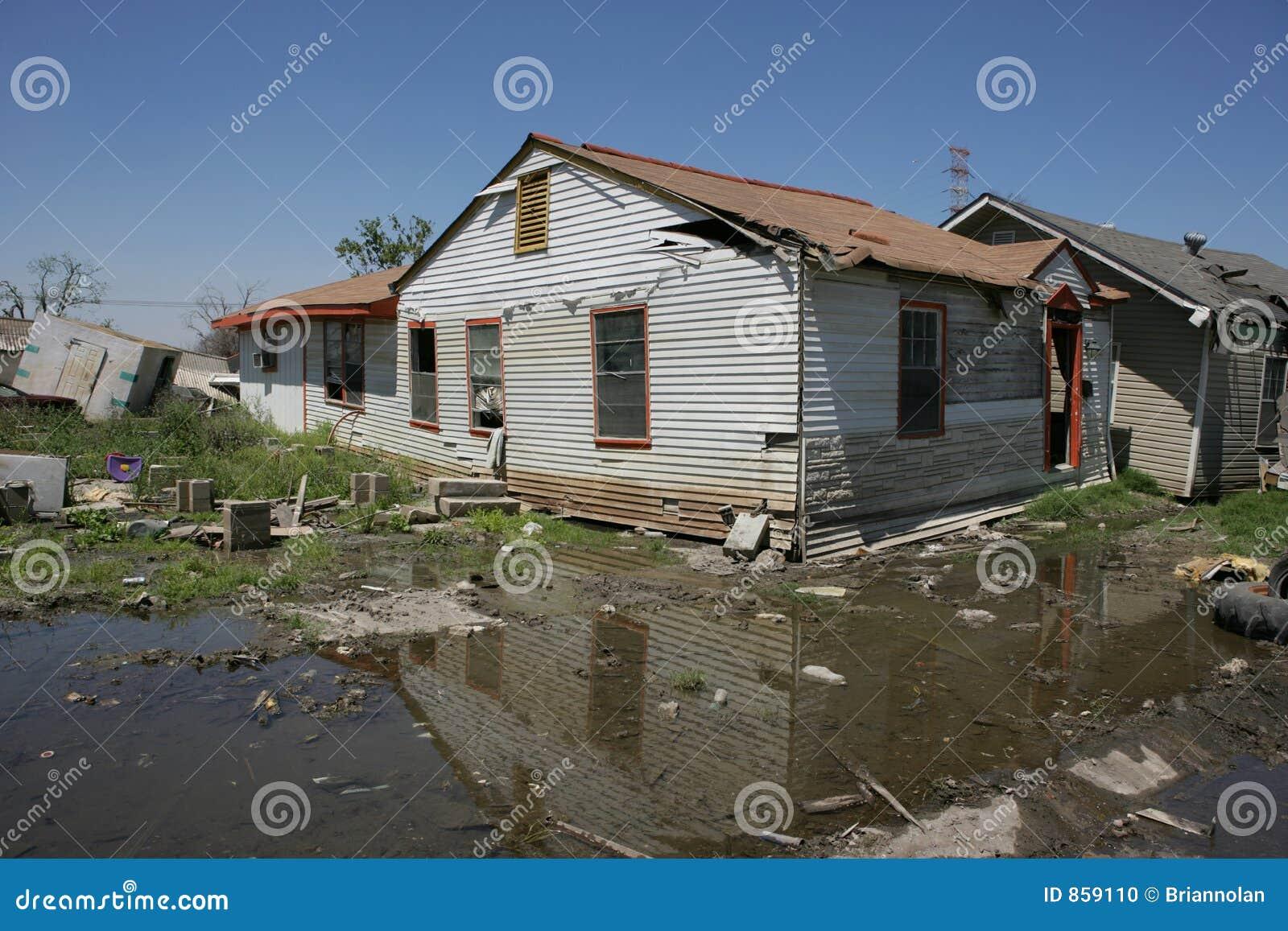 Het negende Huis postKatrina van de Afdeling