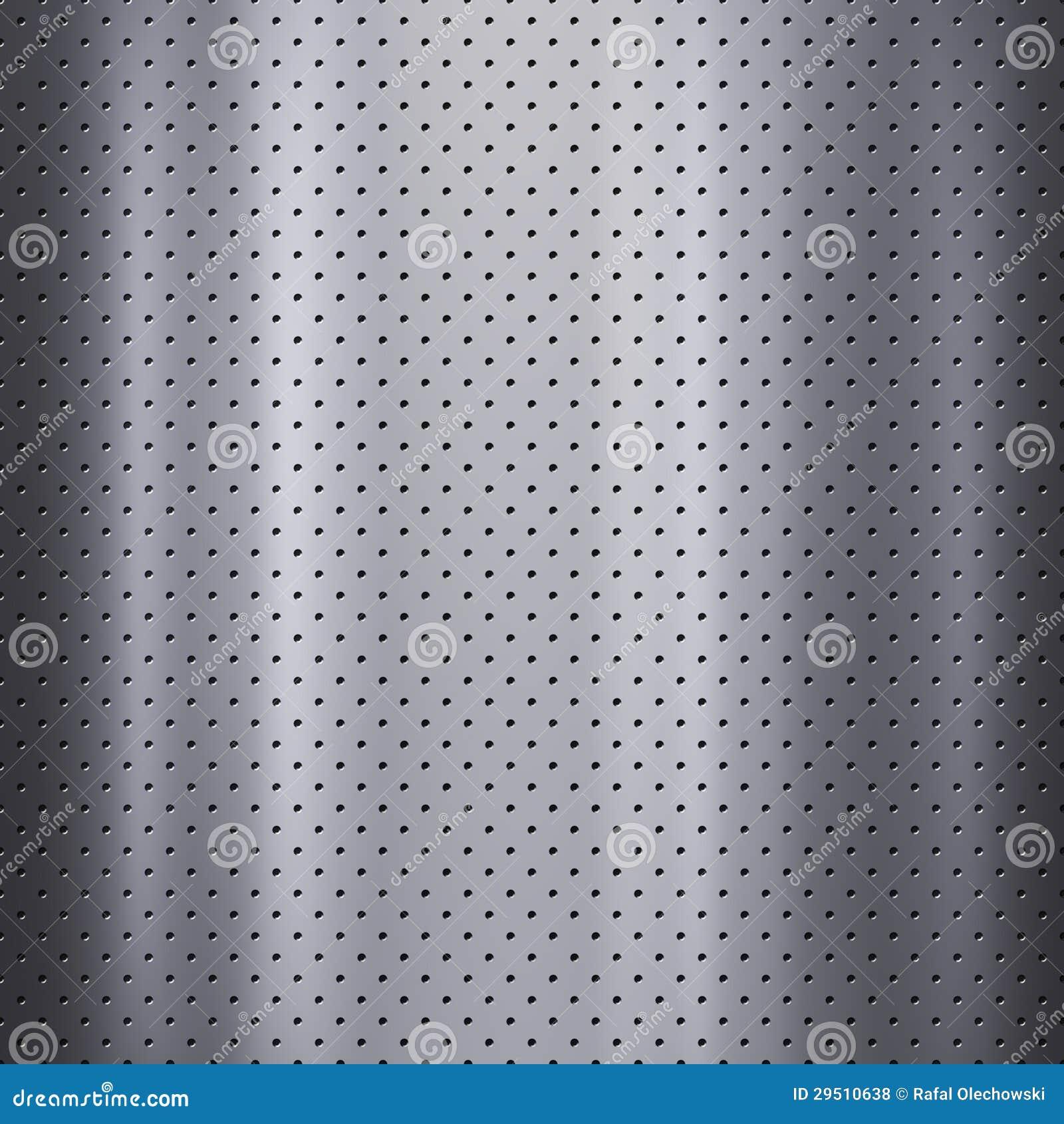 Het netwerkachtergrond of textuur van het metaal