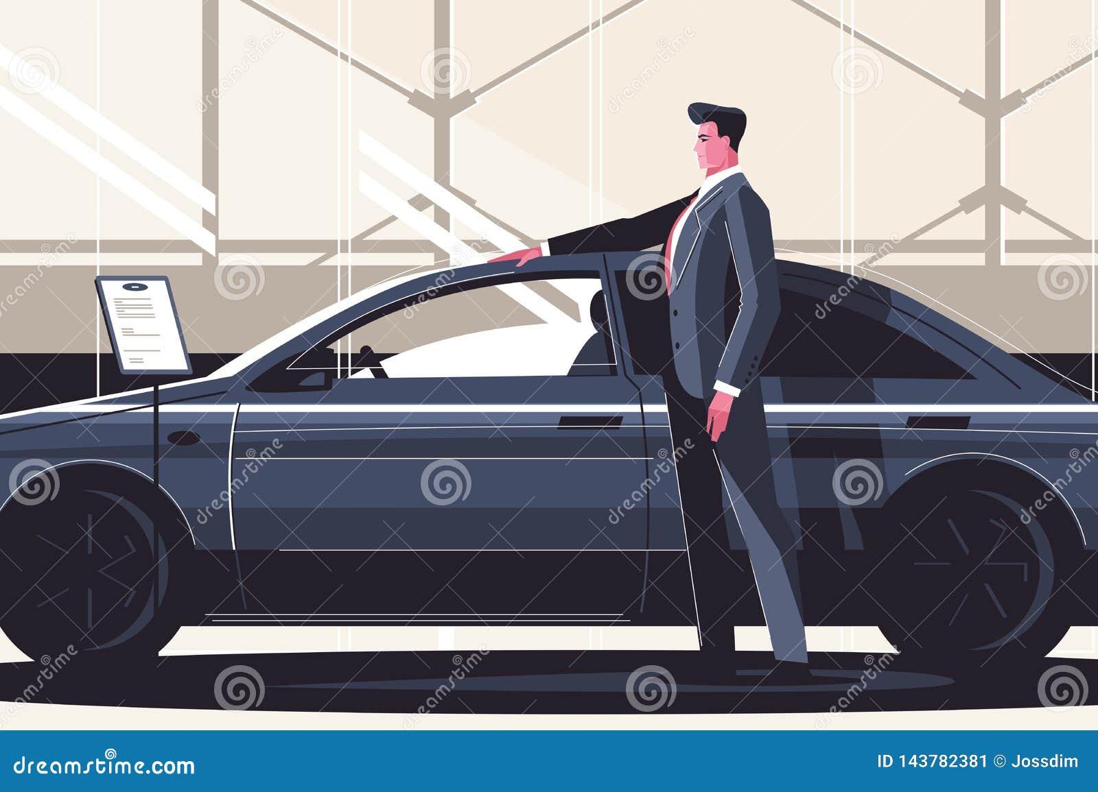 Het nieuwe centrum van de autoverkoop