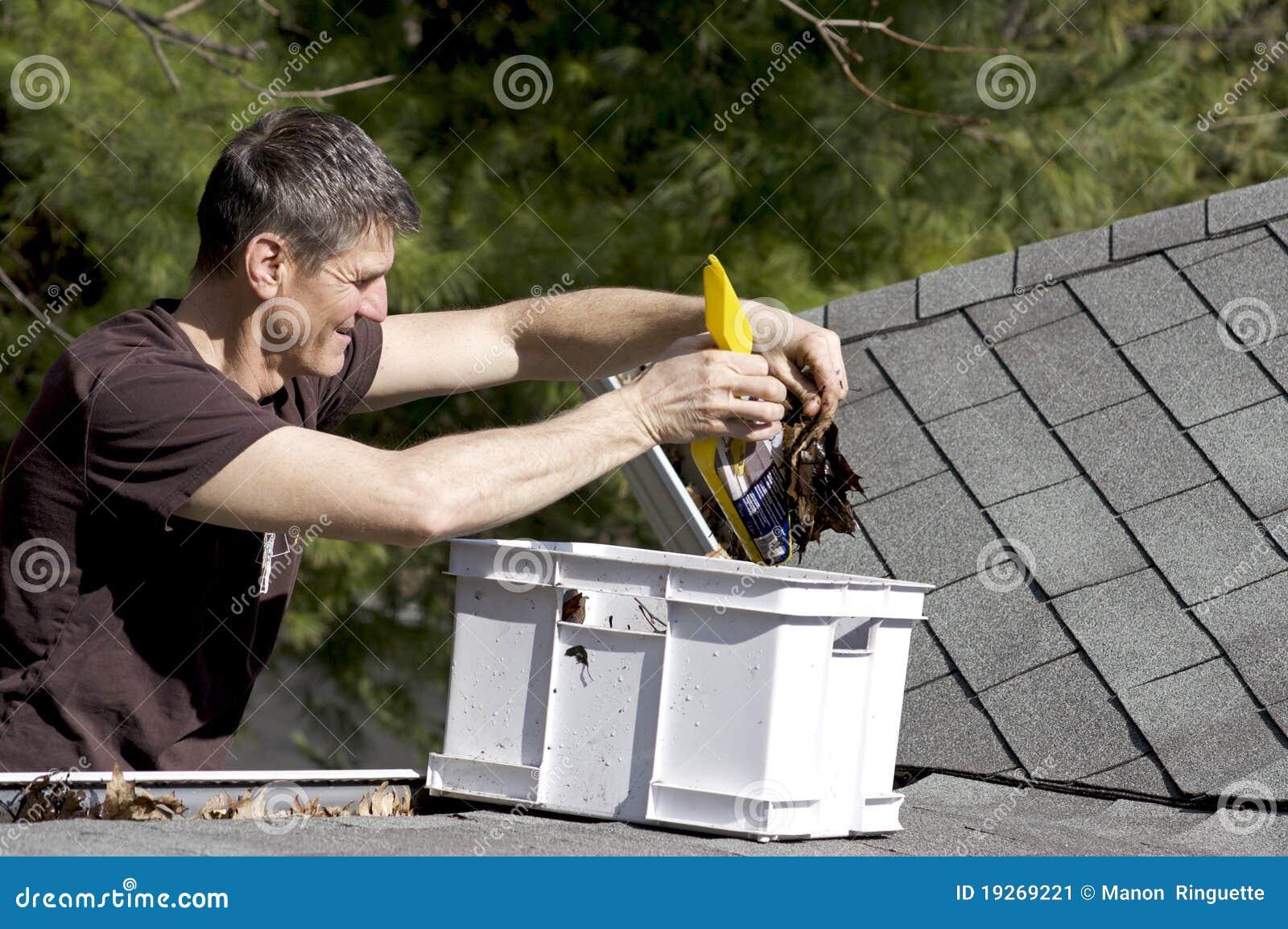 Het Onderhoud van het huis - buiten