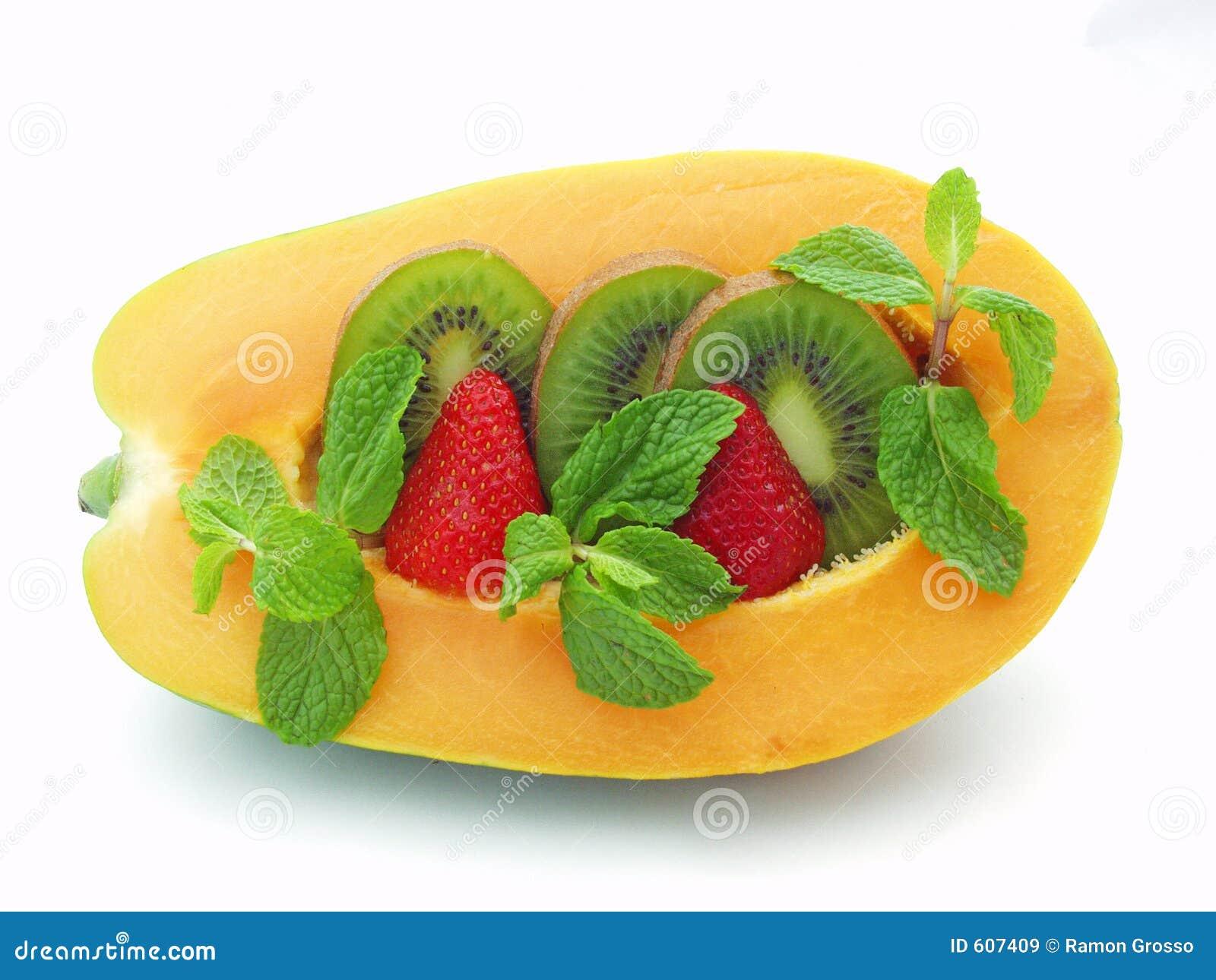 Het Ontbijt van de papaja