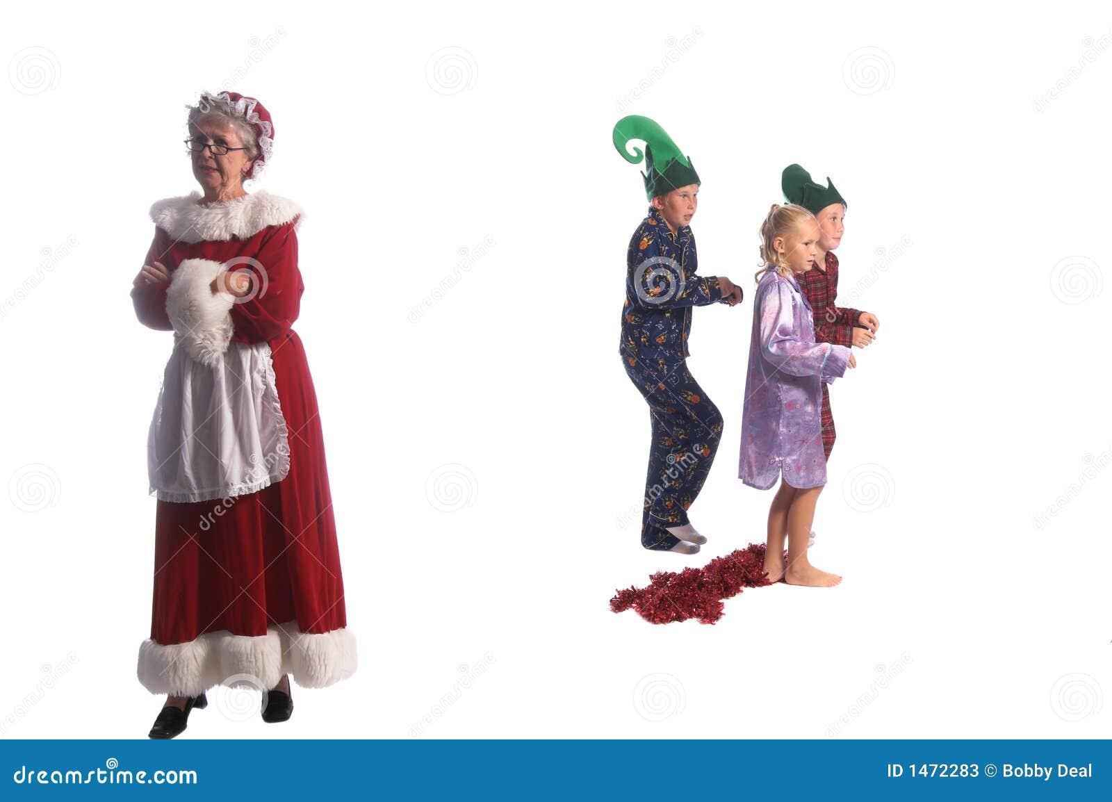 Het ontsnappen van aan Elf