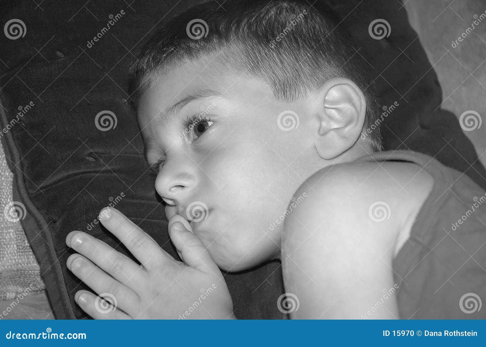 Het Ontspannen van het kind