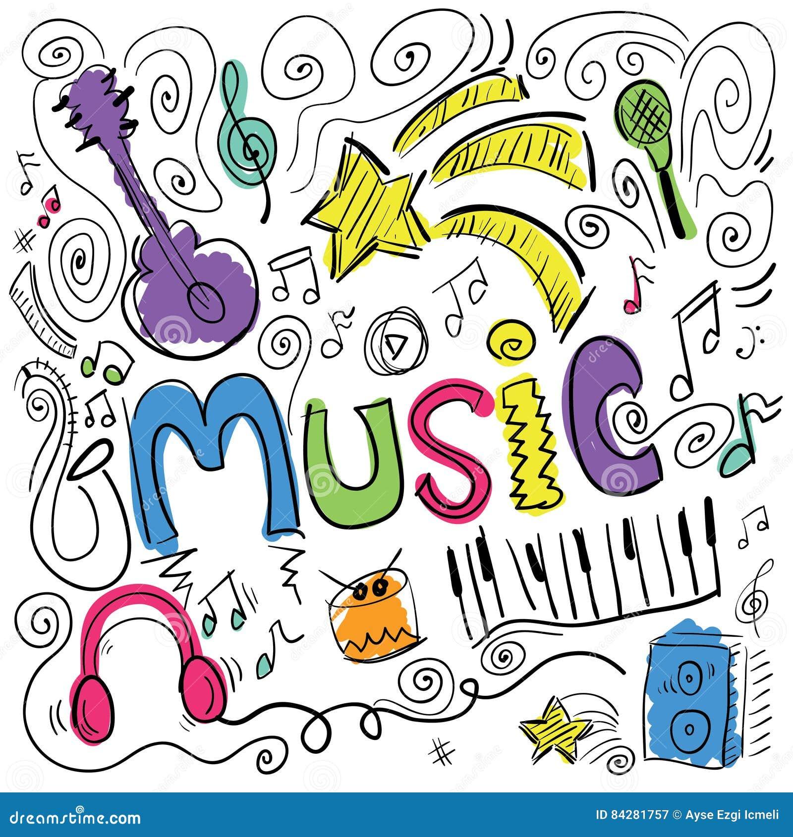 Het ontwerp van de muziek