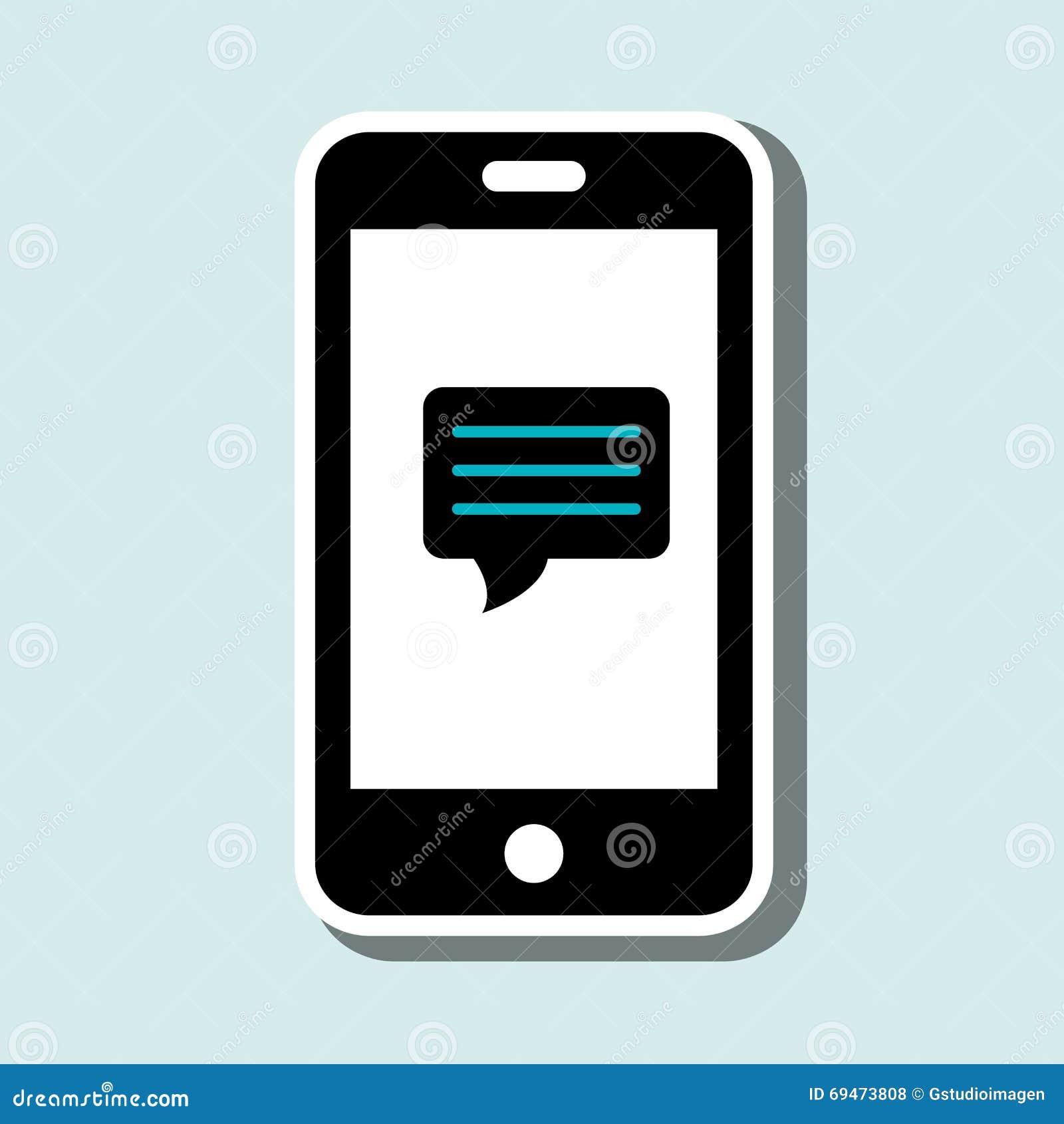 Het ontwerp van de smartphonediensten
