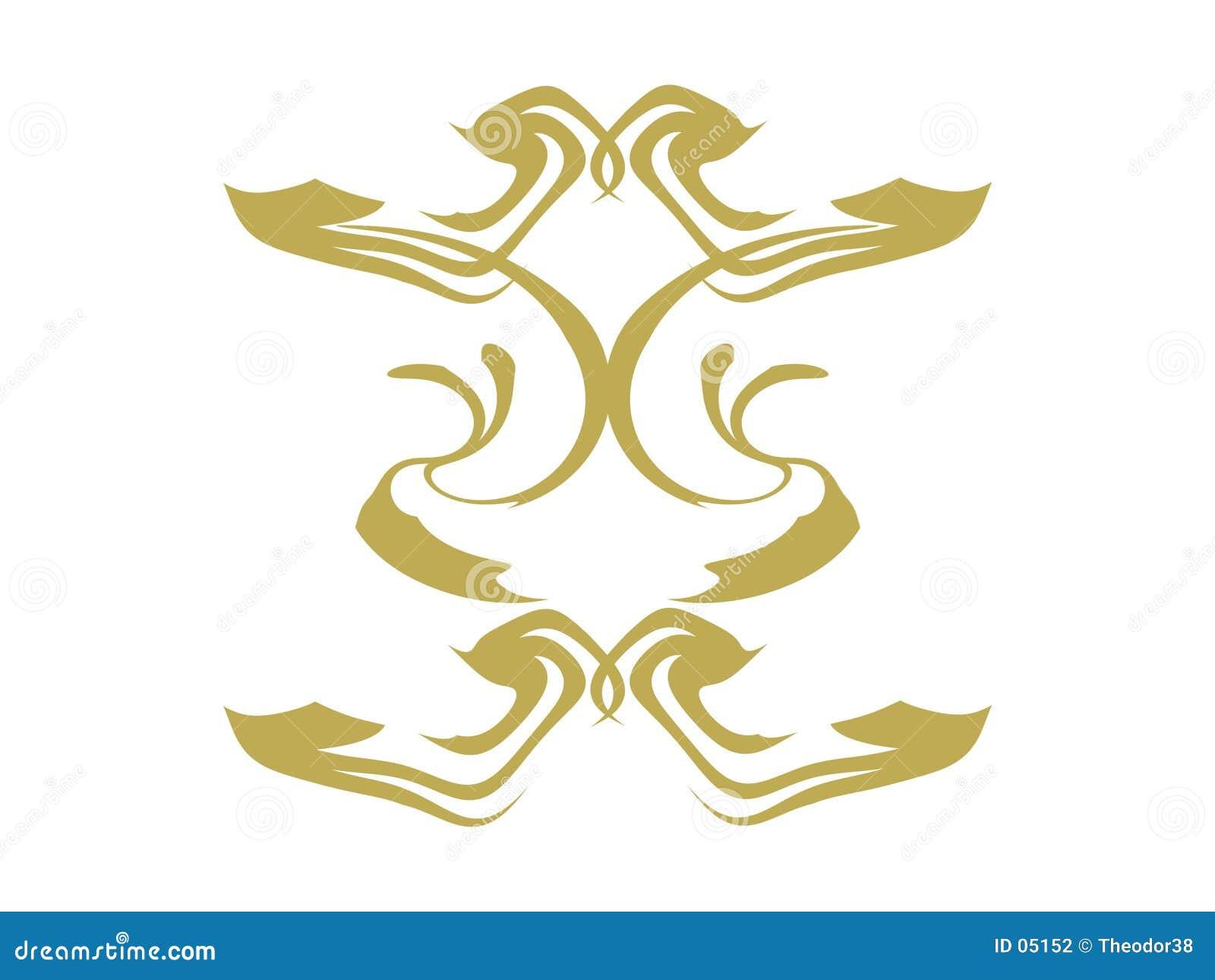 Het ontwerp van het patroon