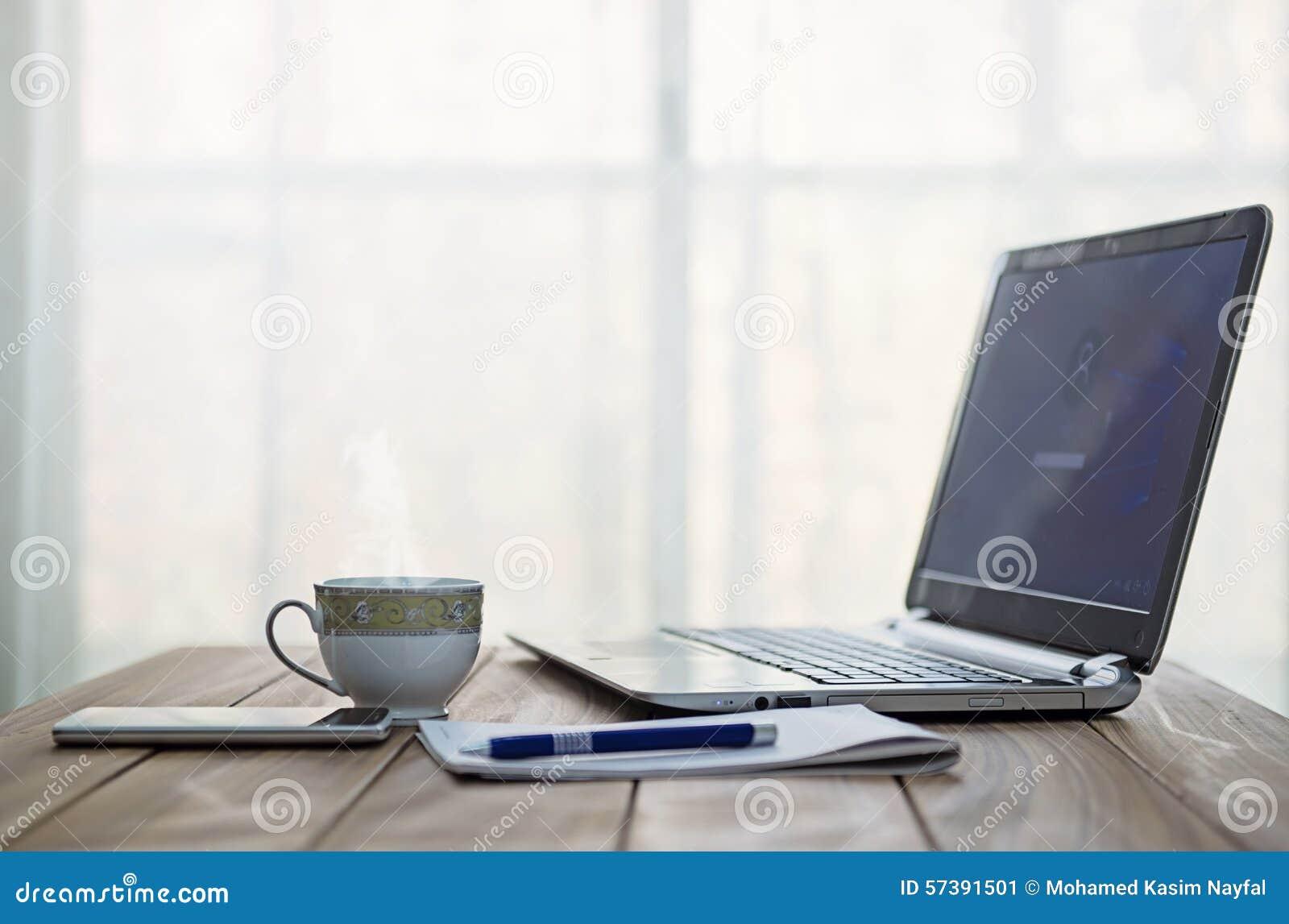 Het ontwerpen van een koffietafel