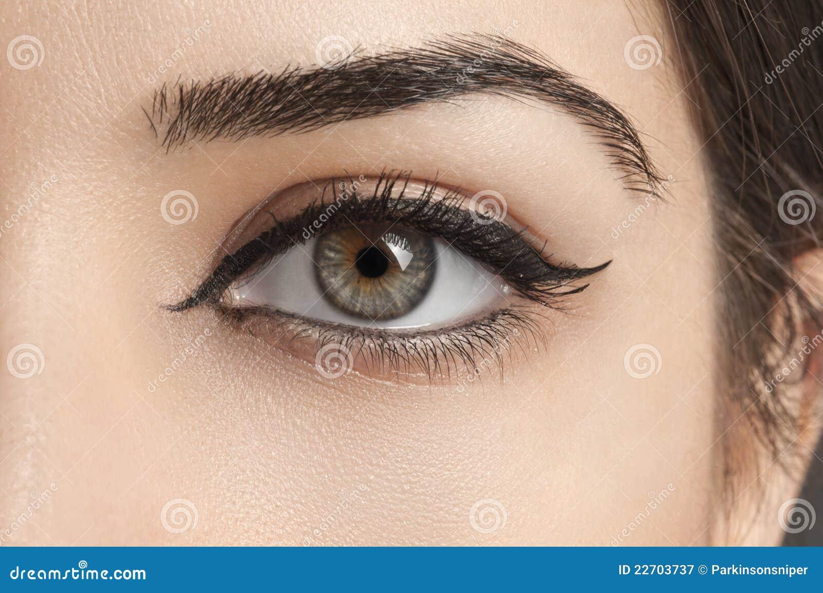 Het oog maakt omhoog