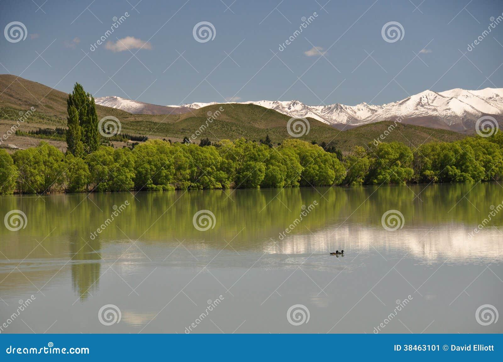 Het oorspronkelijke meer