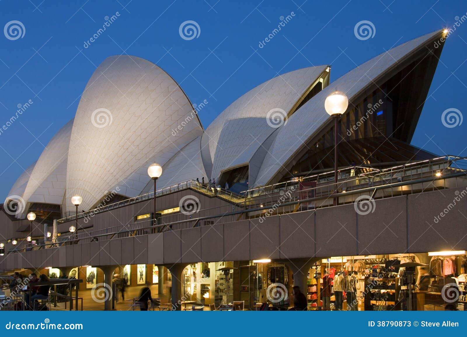 Het Operahuis, Sydney, Australië