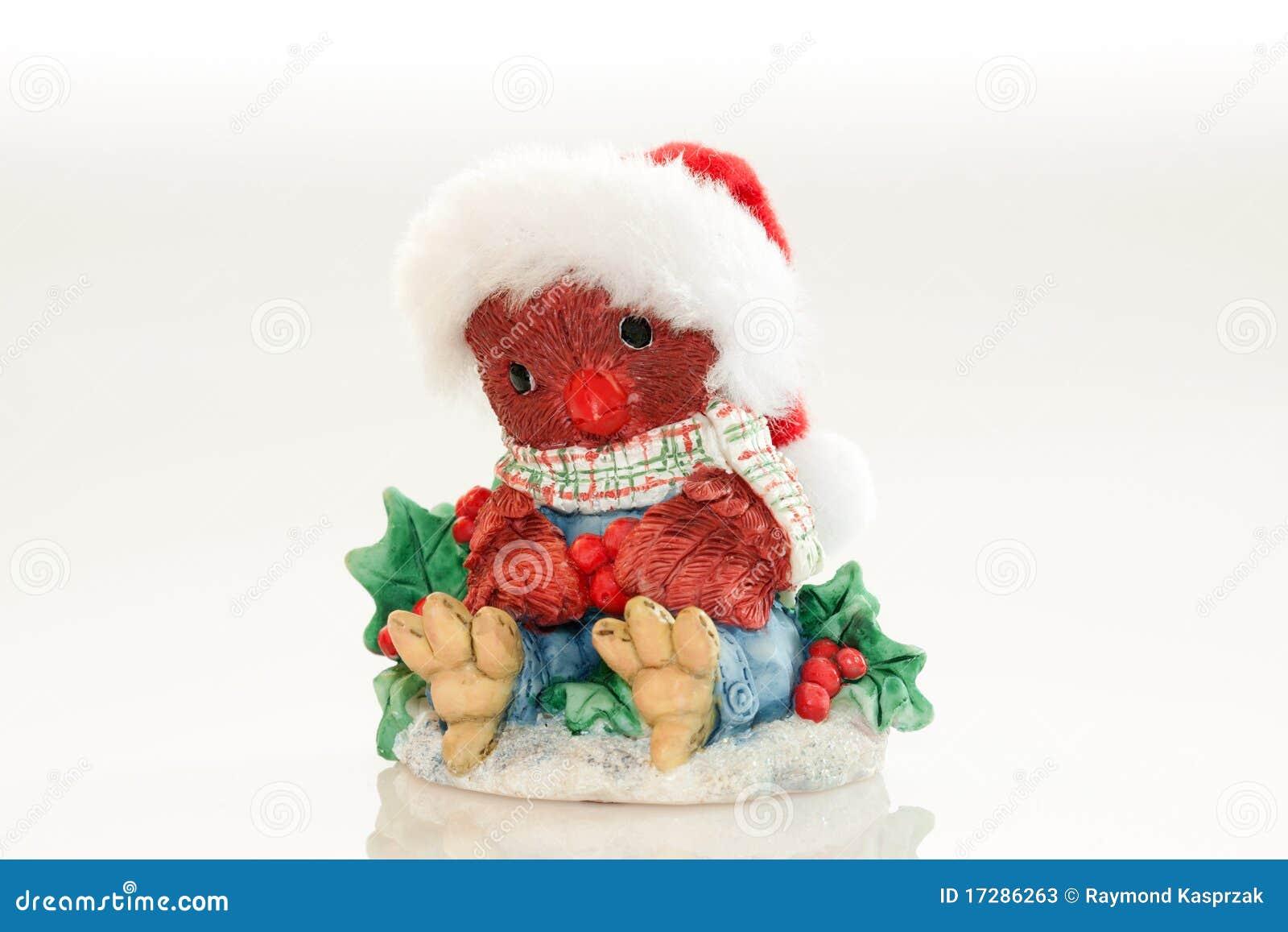 Het Ornament van de Uil van de kerstman