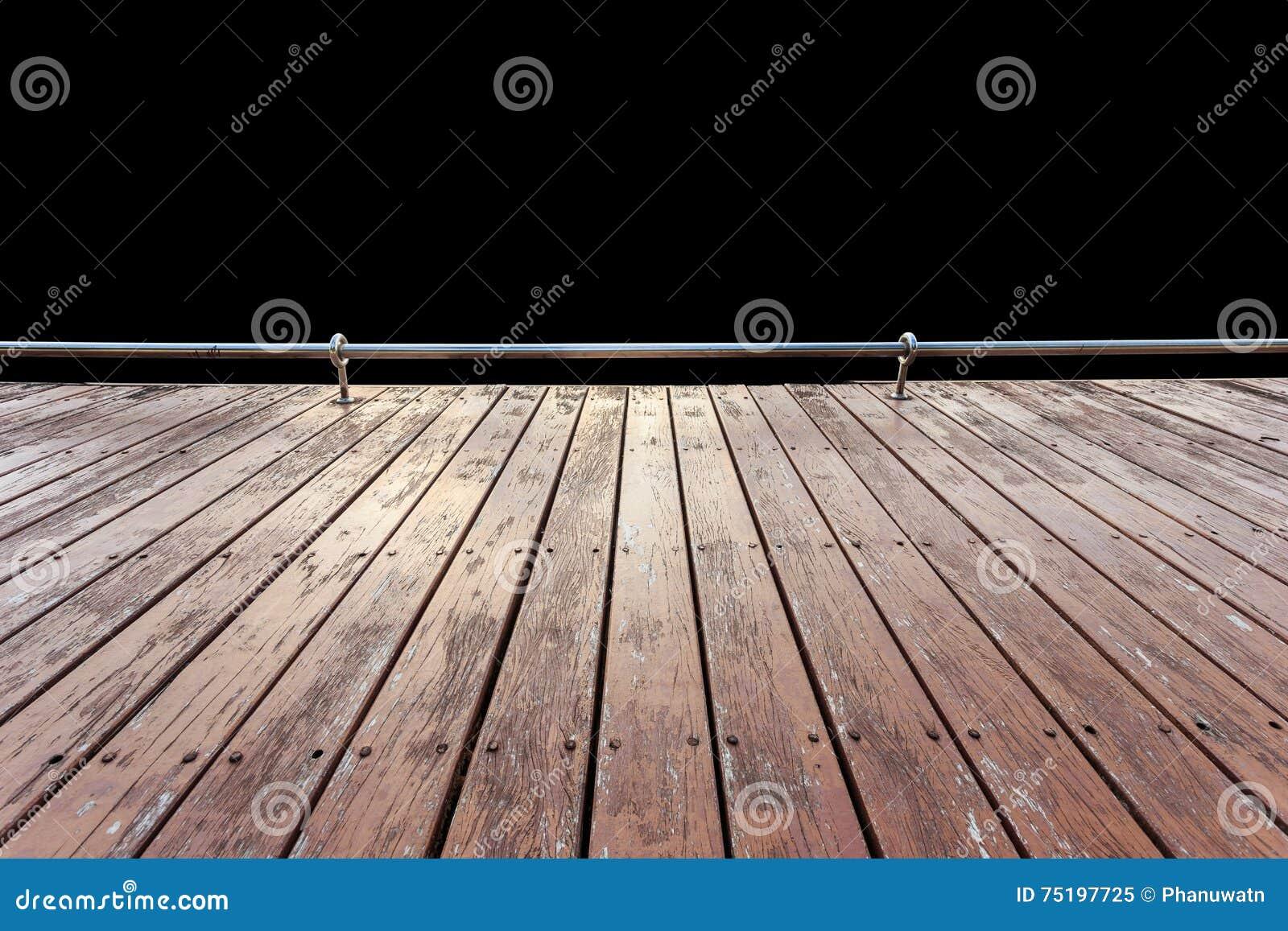Vloeren Voor Buiten : Het oude buiten houten decking of vloeren geïsoleerd op wit gespaard