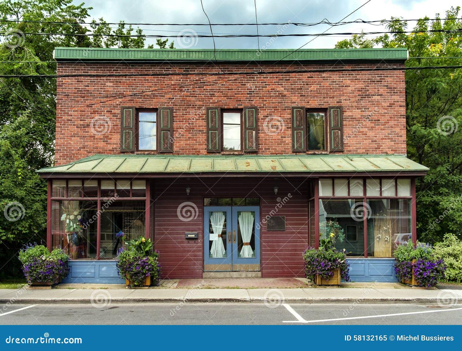 Het oude Huis van de Baksteen
