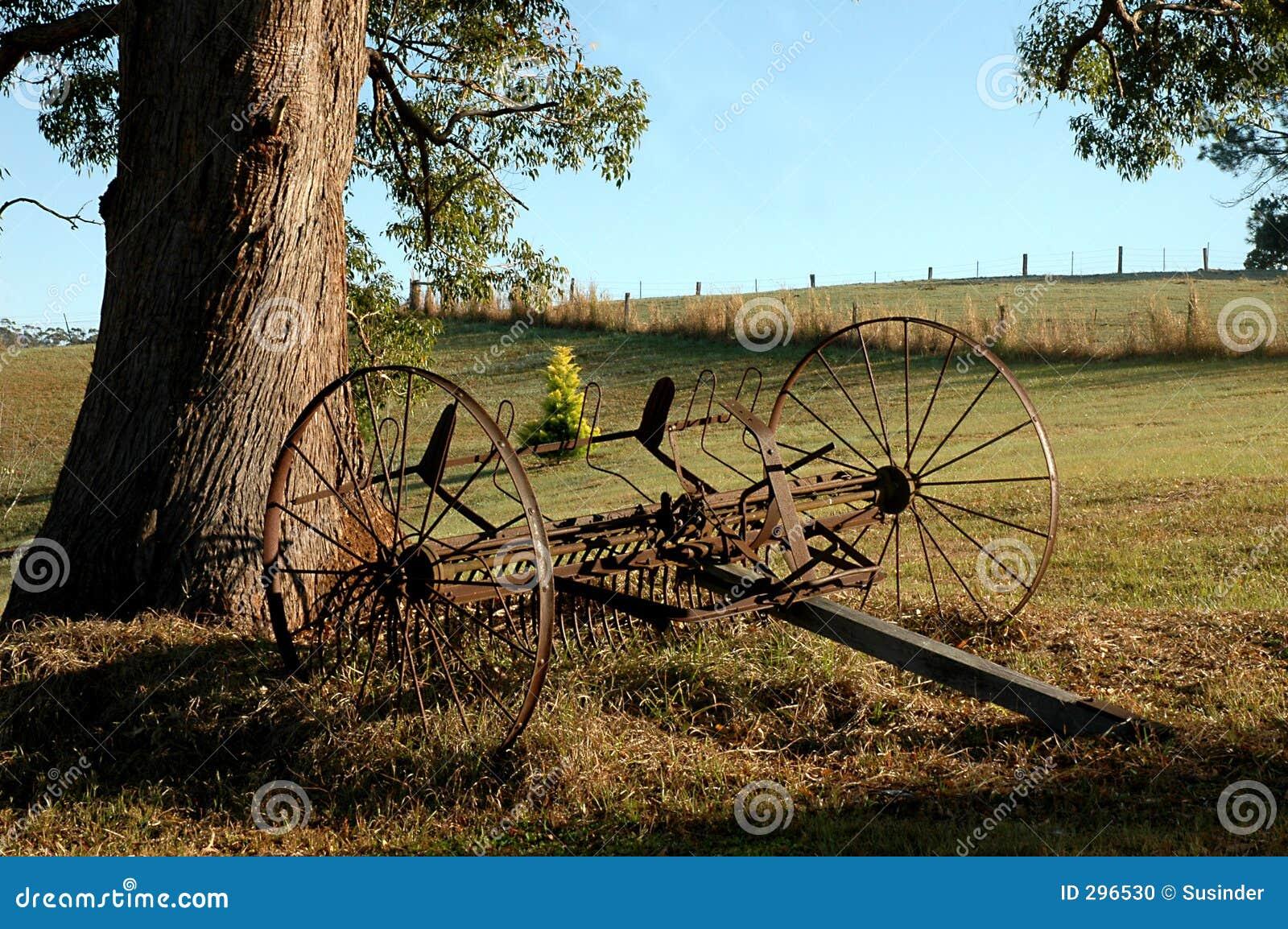 Het oude Landbouwbedrijf voert uit