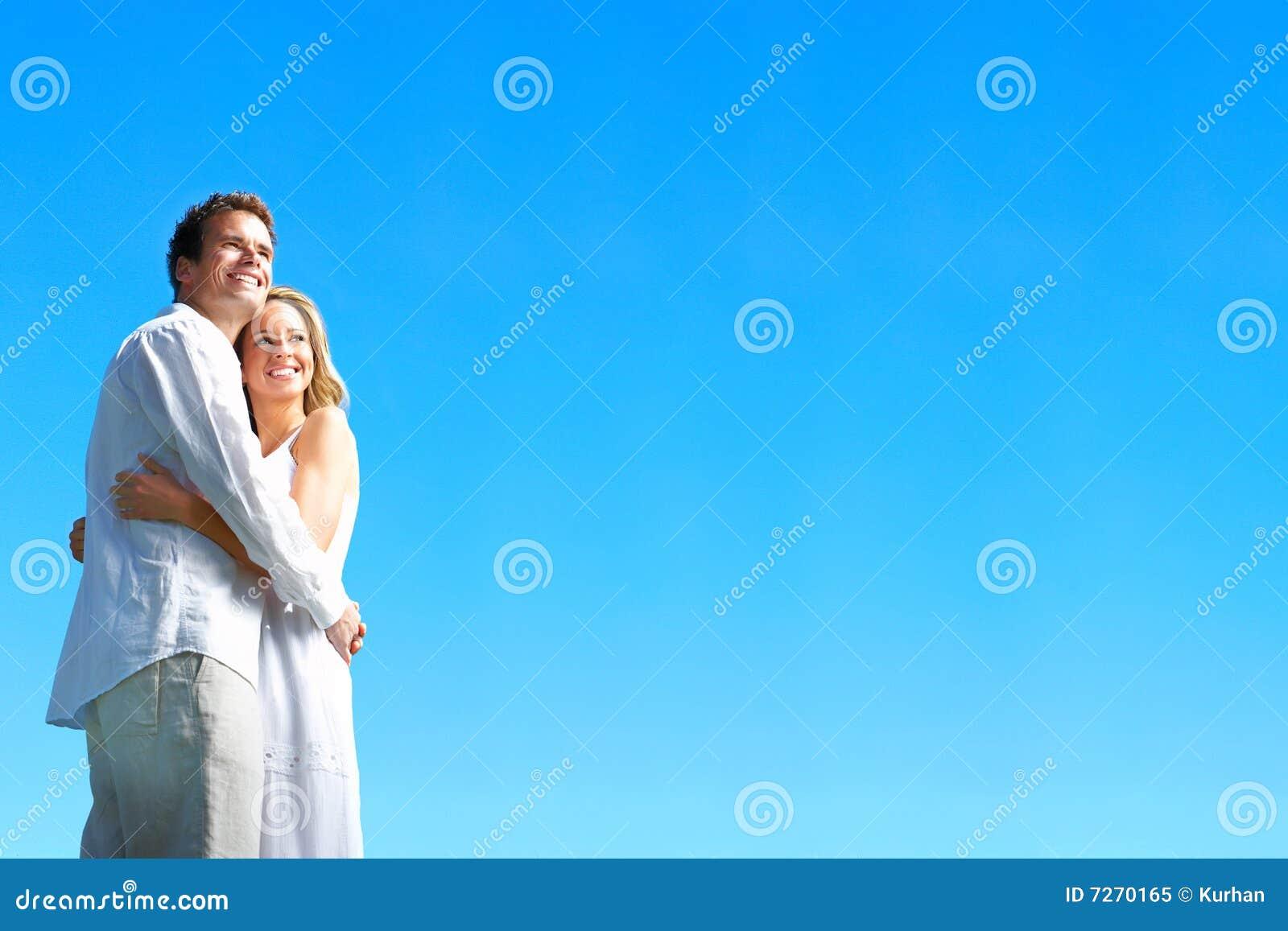 Het paar van de liefde