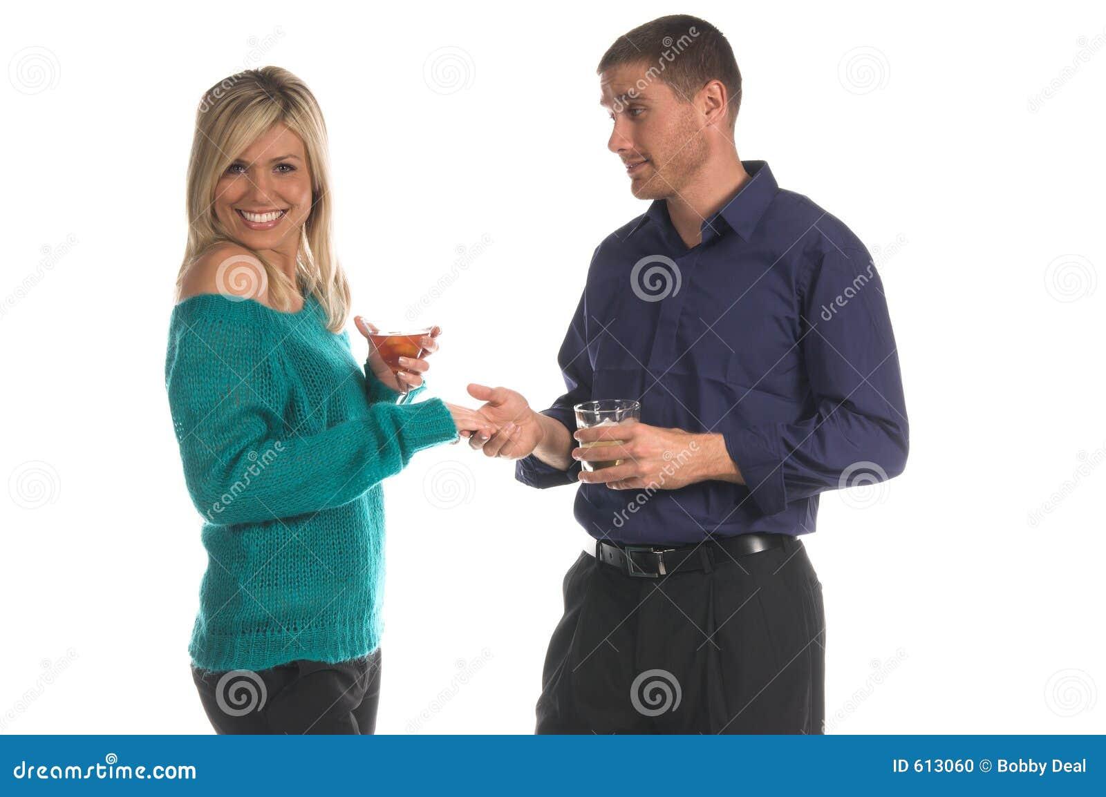 Het Paar van de partij