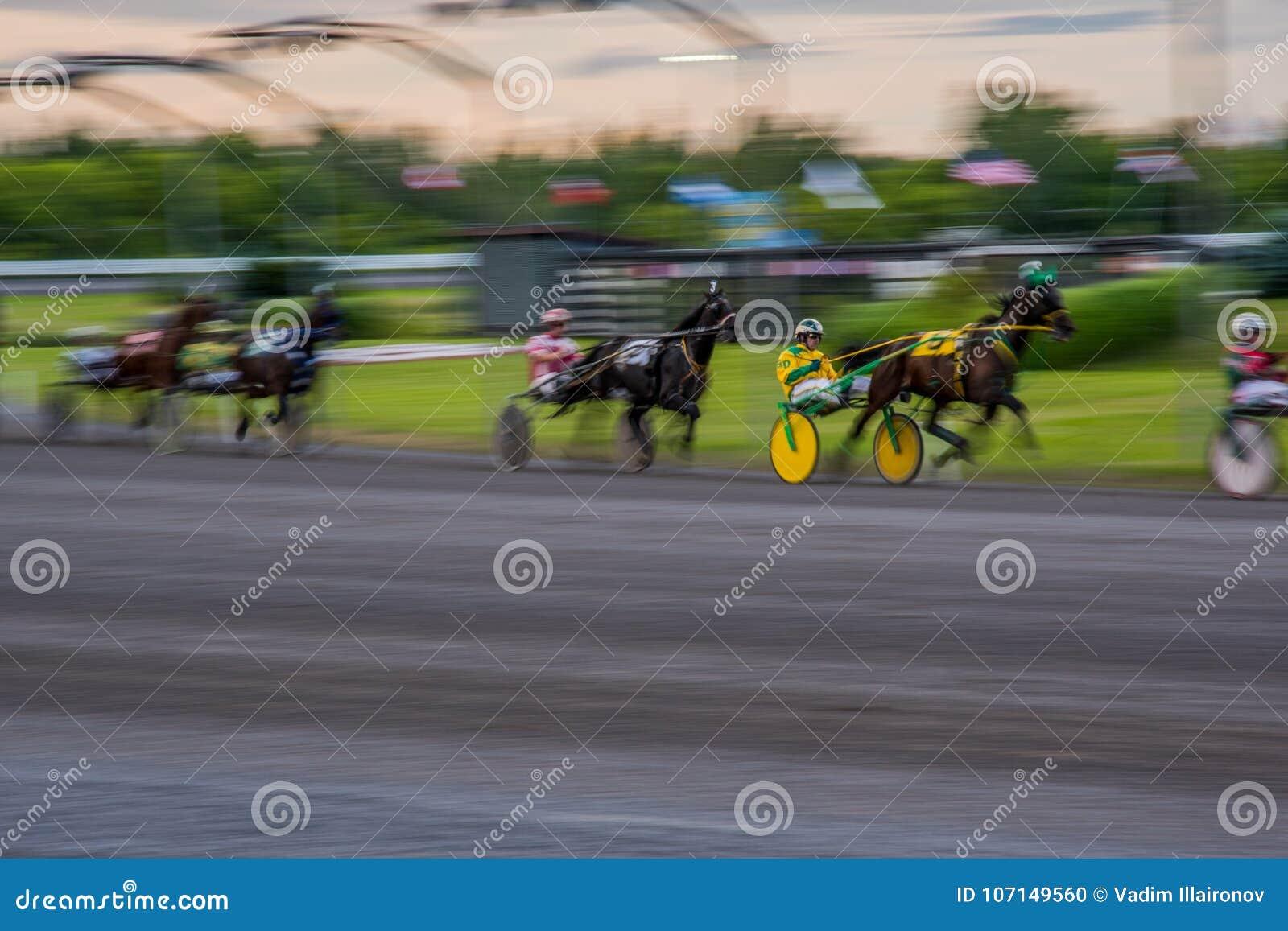 Het Paardenrennen van Ottawa