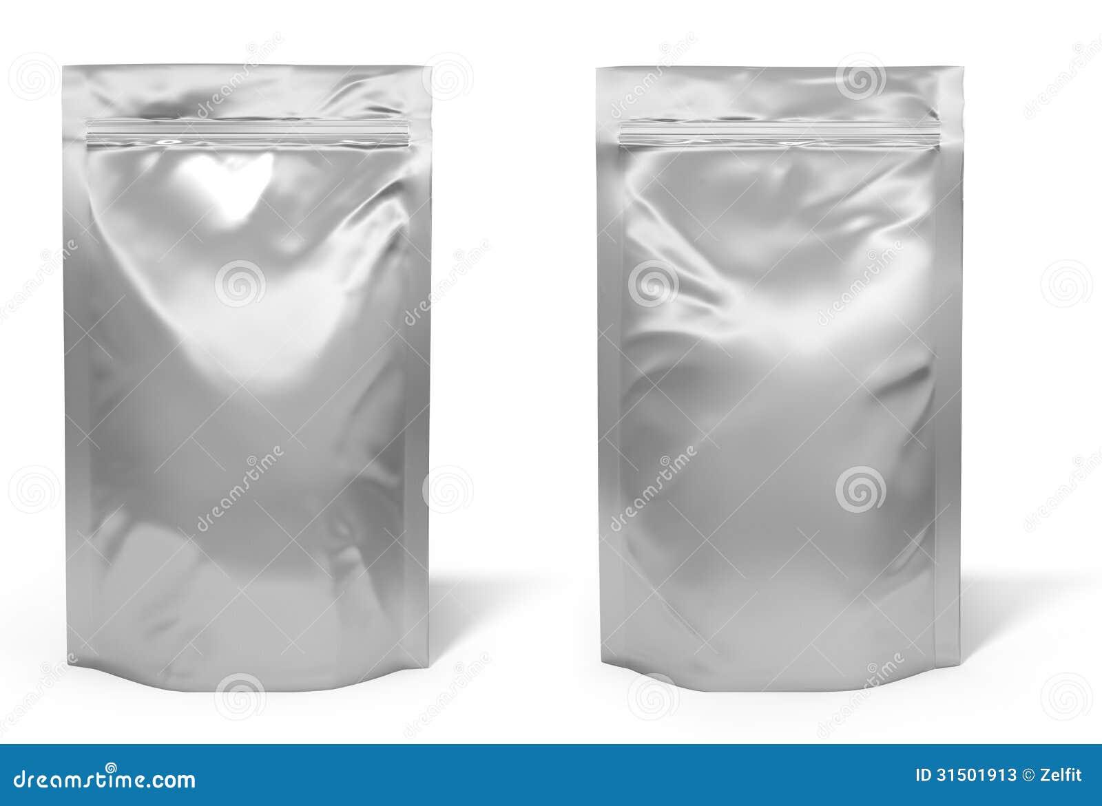 Het pakket van de foliezak