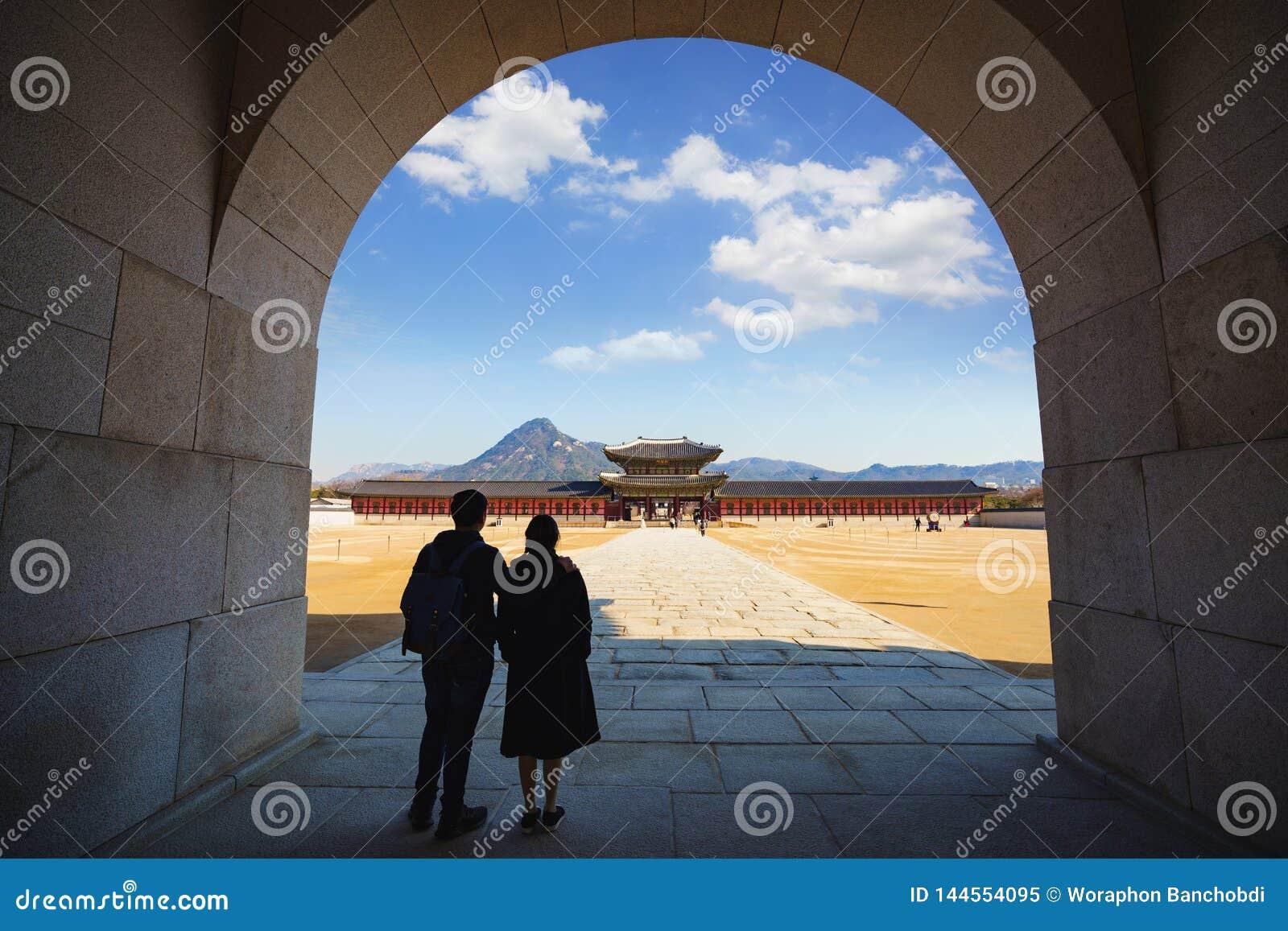 Het Paleis van Gyeongbokgung