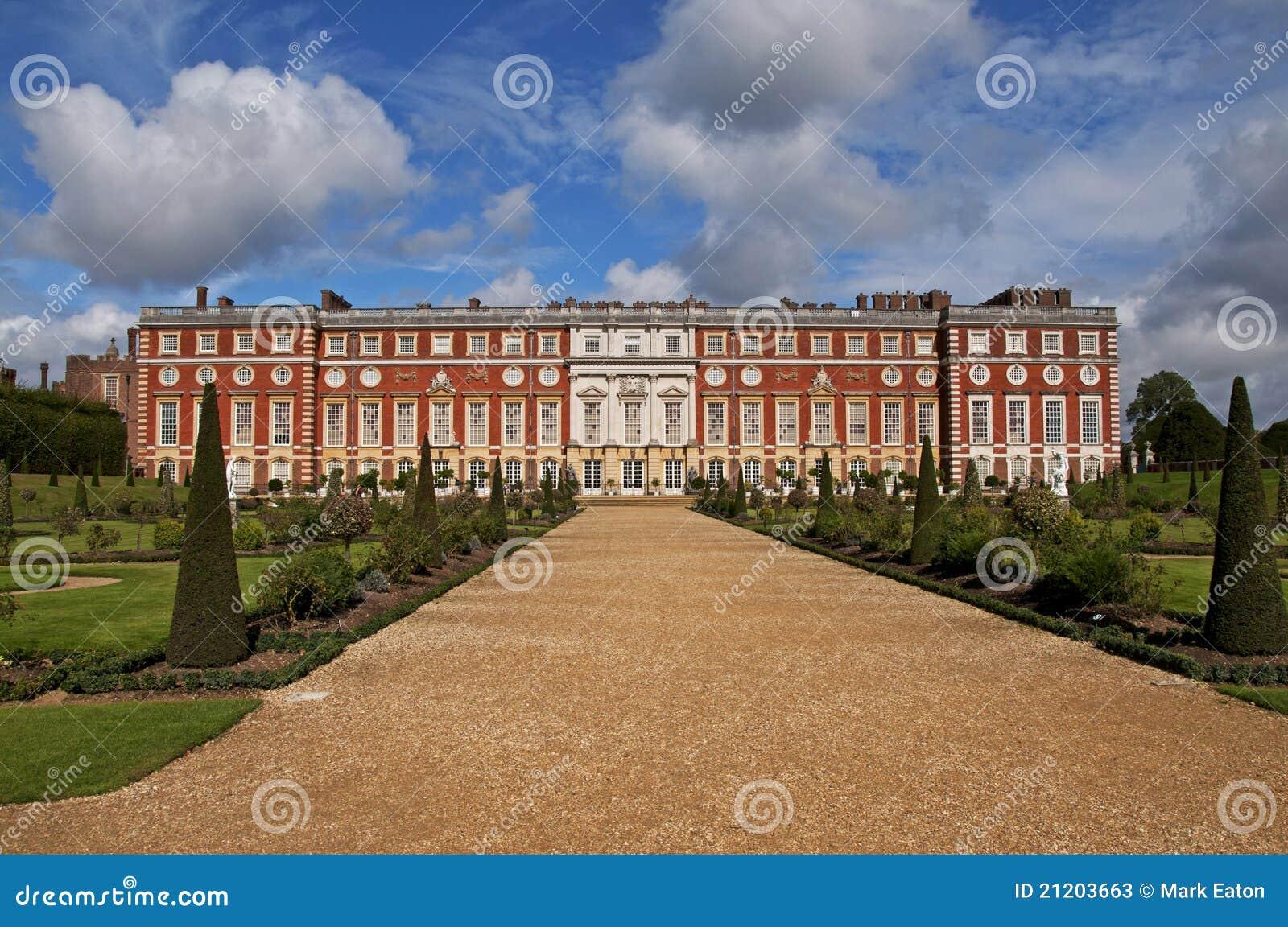 Het Paleis van het Hampton Court