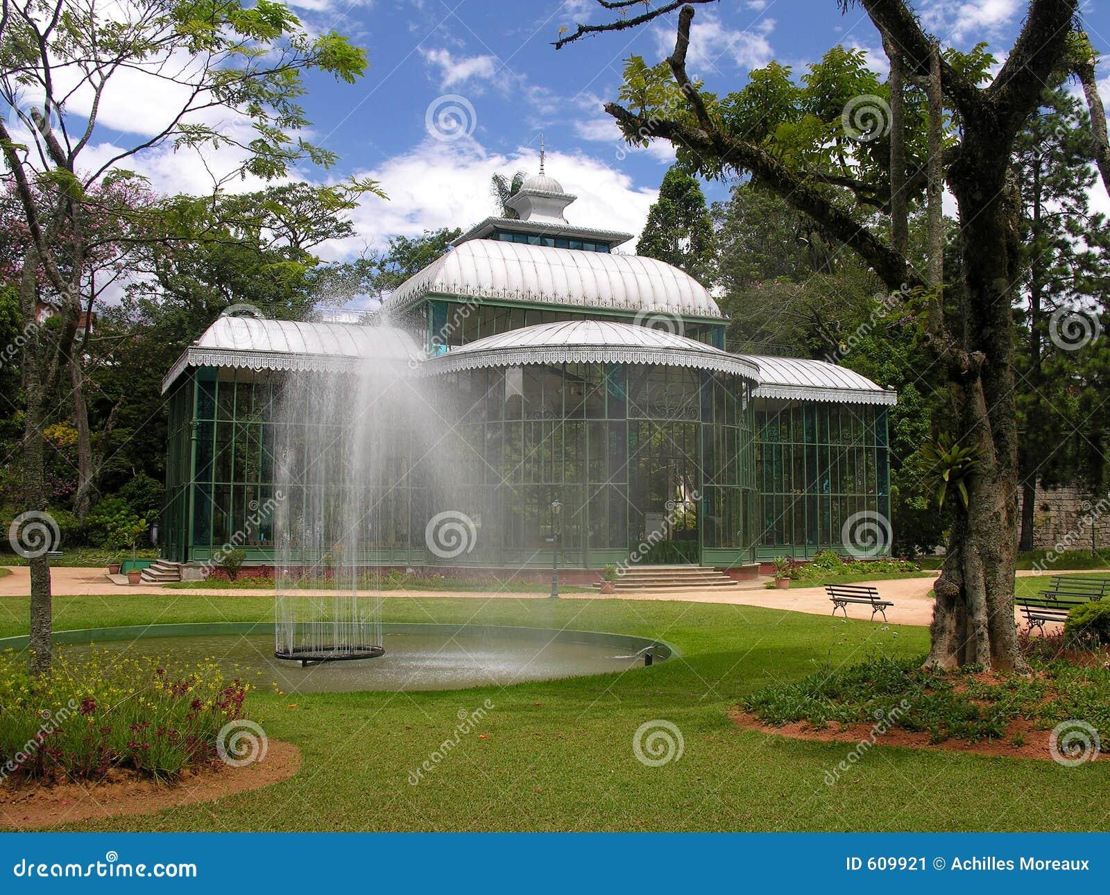 Het Paleis van het kristal - Petropolis - Rio de Janeiro